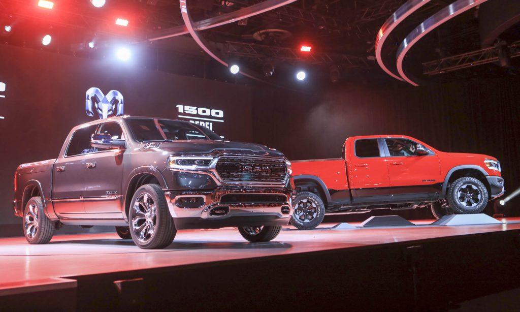Perry Auto Sales >> 2018 Detroit Auto Show: 2019 Ram 1500 - » AutoNXT