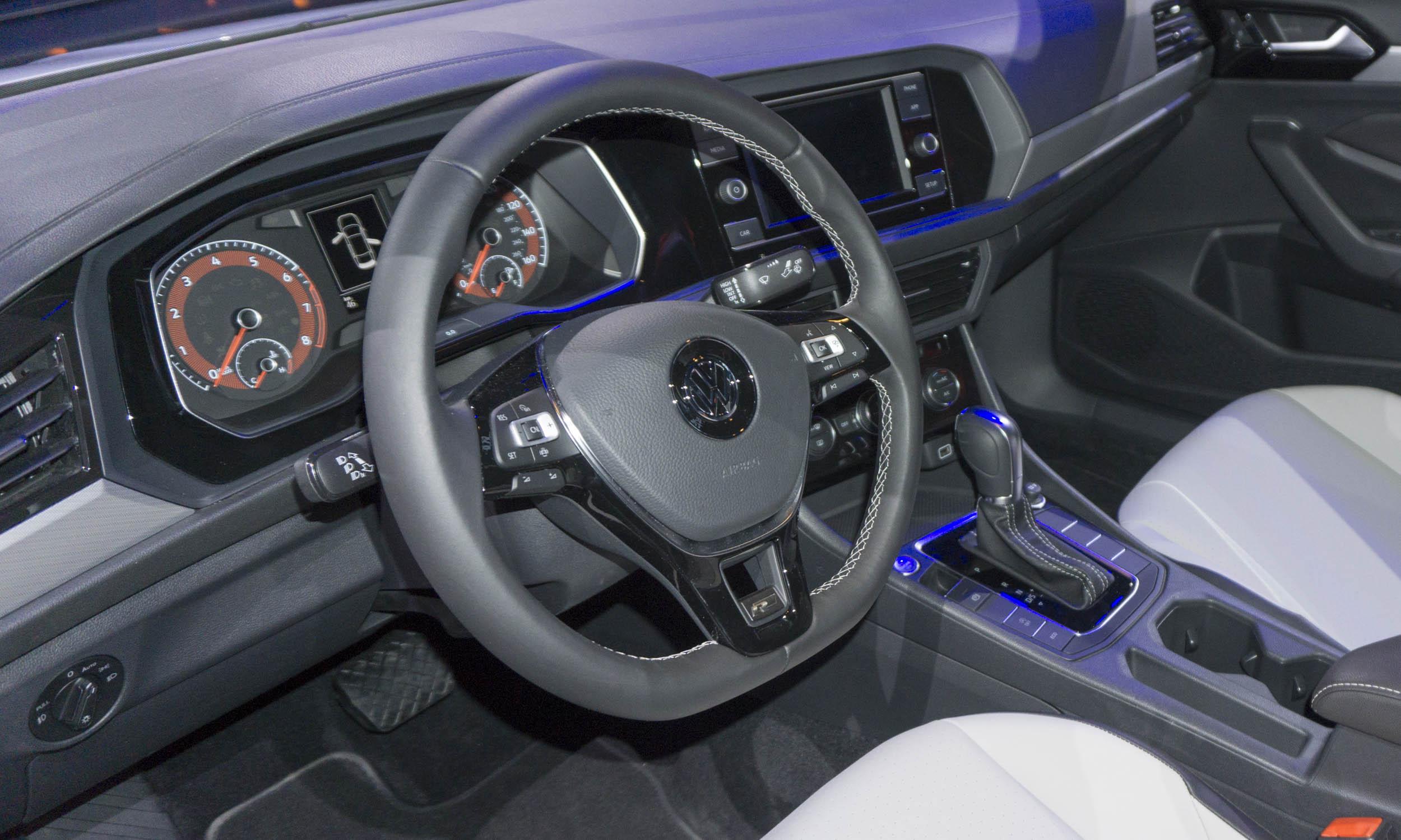 2018 Detroit Auto Show 2019 Volkswagen Jetta 187 Autonxt