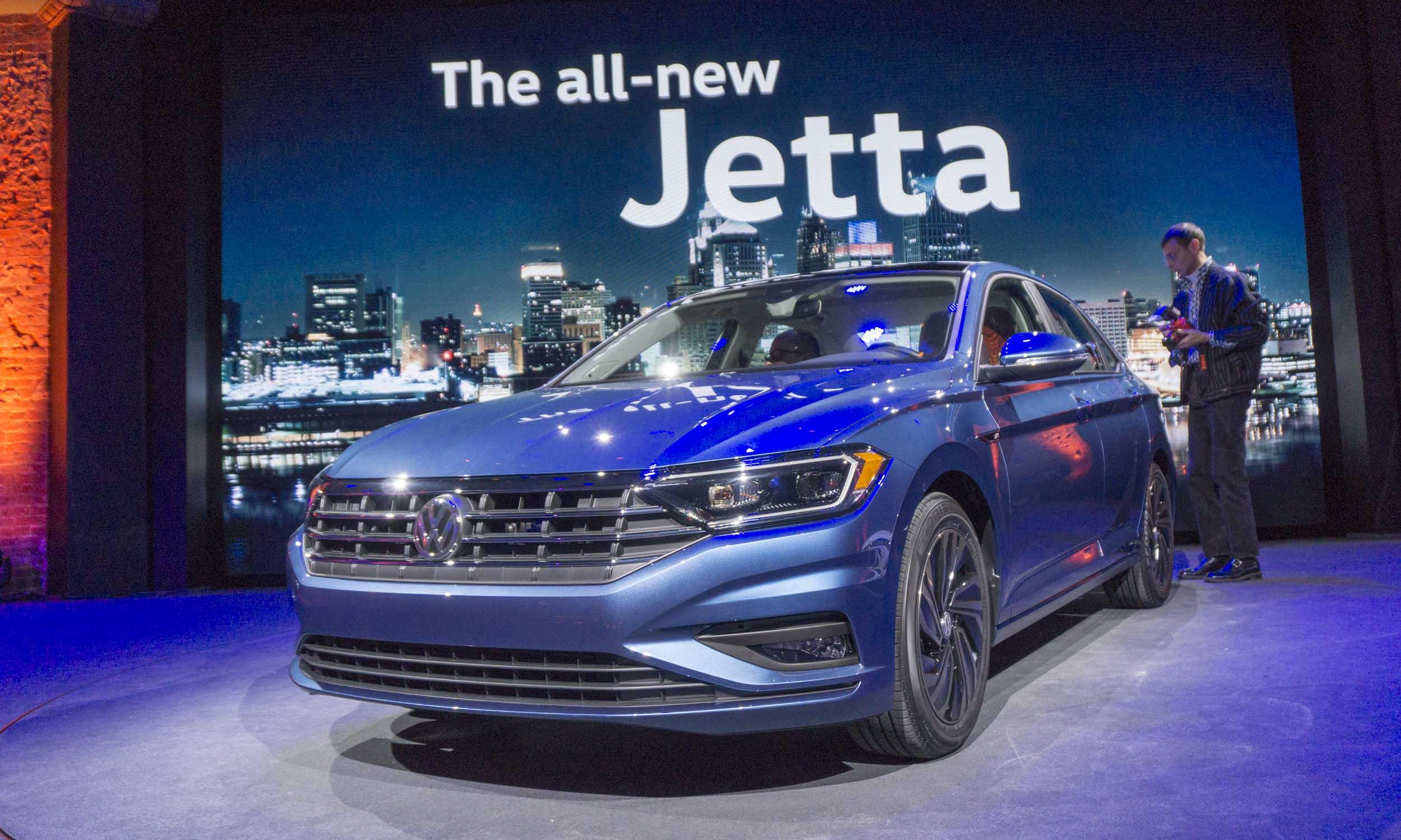 Pebble Beach Car Show >> 2018 Detroit Auto Show: 2019 Volkswagen Jetta - » AutoNXT