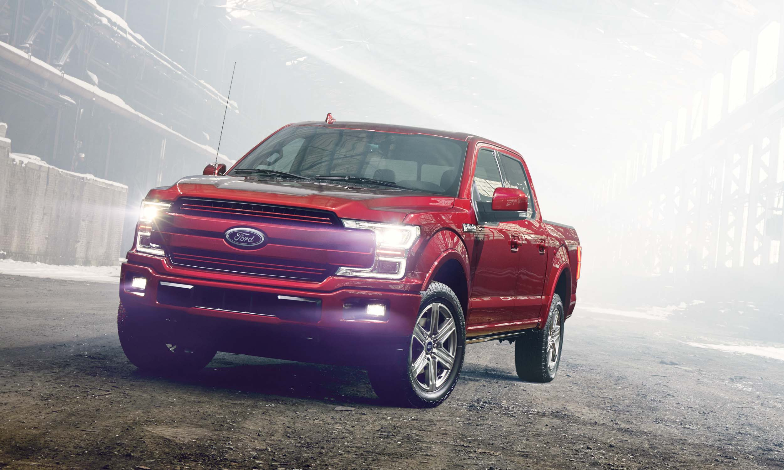 Best-Selling Vehicles in America — 2019 Q1