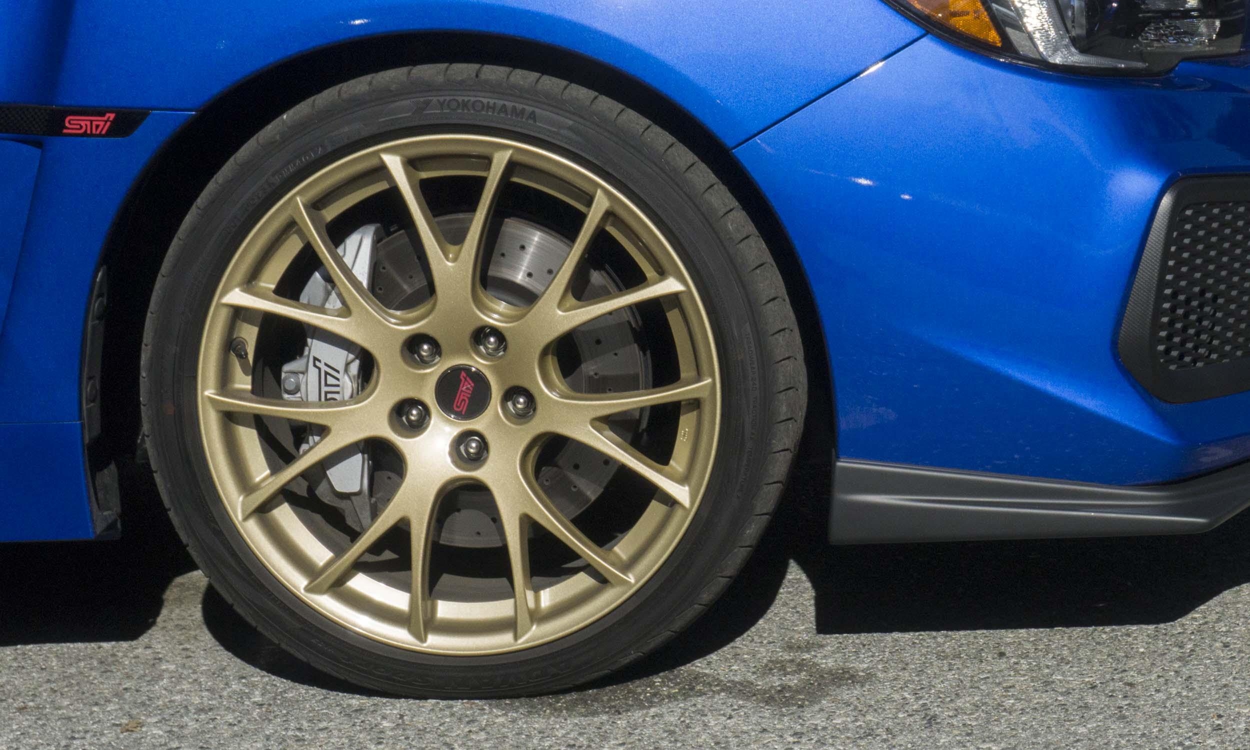 2018 Subaru Wrx Sti Type Ra First Drive Review 187 Autonxt