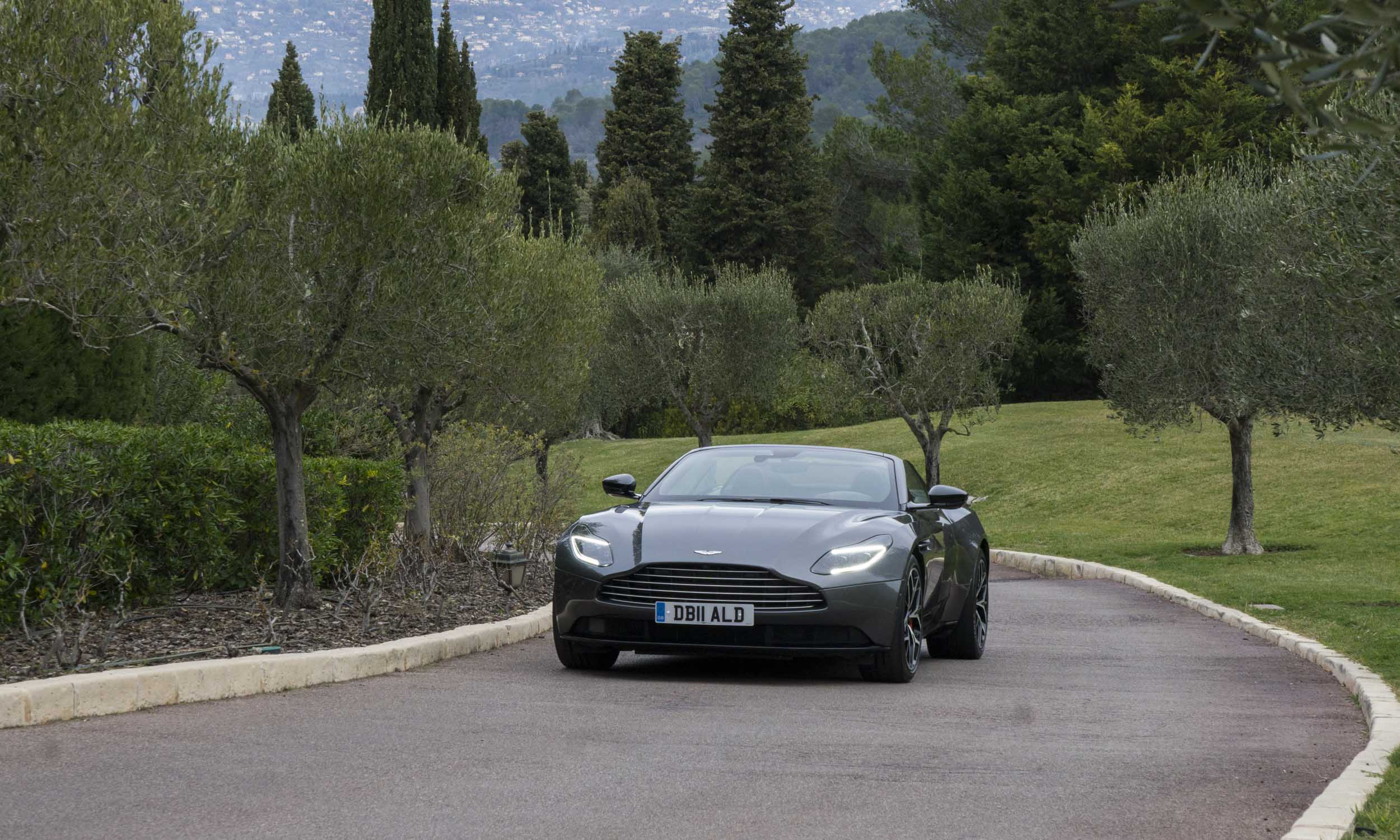 2019 Aston Martin DB11 Volante: First Drive Review - » AutoNXT