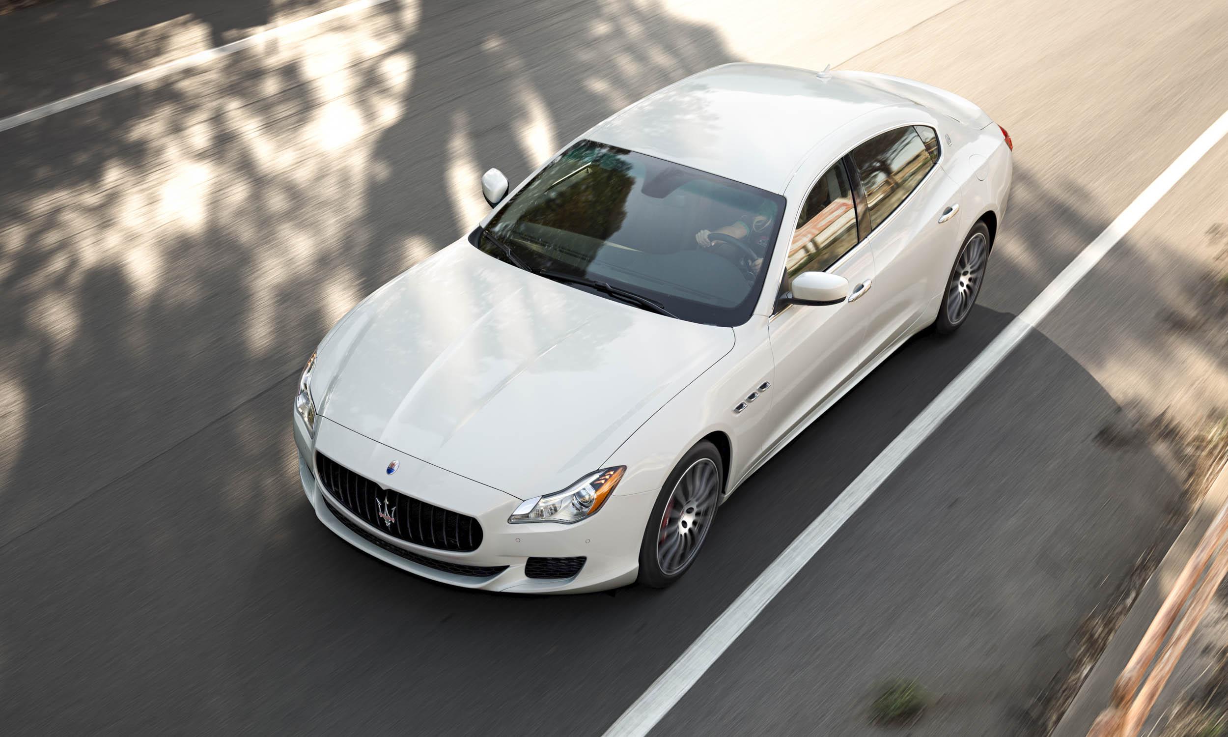 © Maserati North America