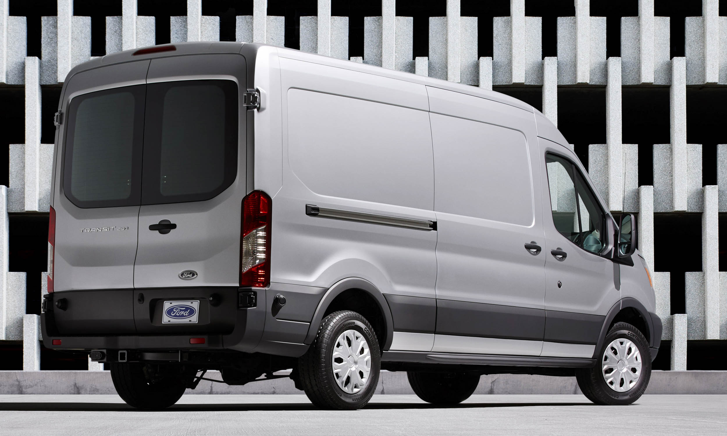 Best vans for small businesses autonxt ford motor company aloadofball Image collections