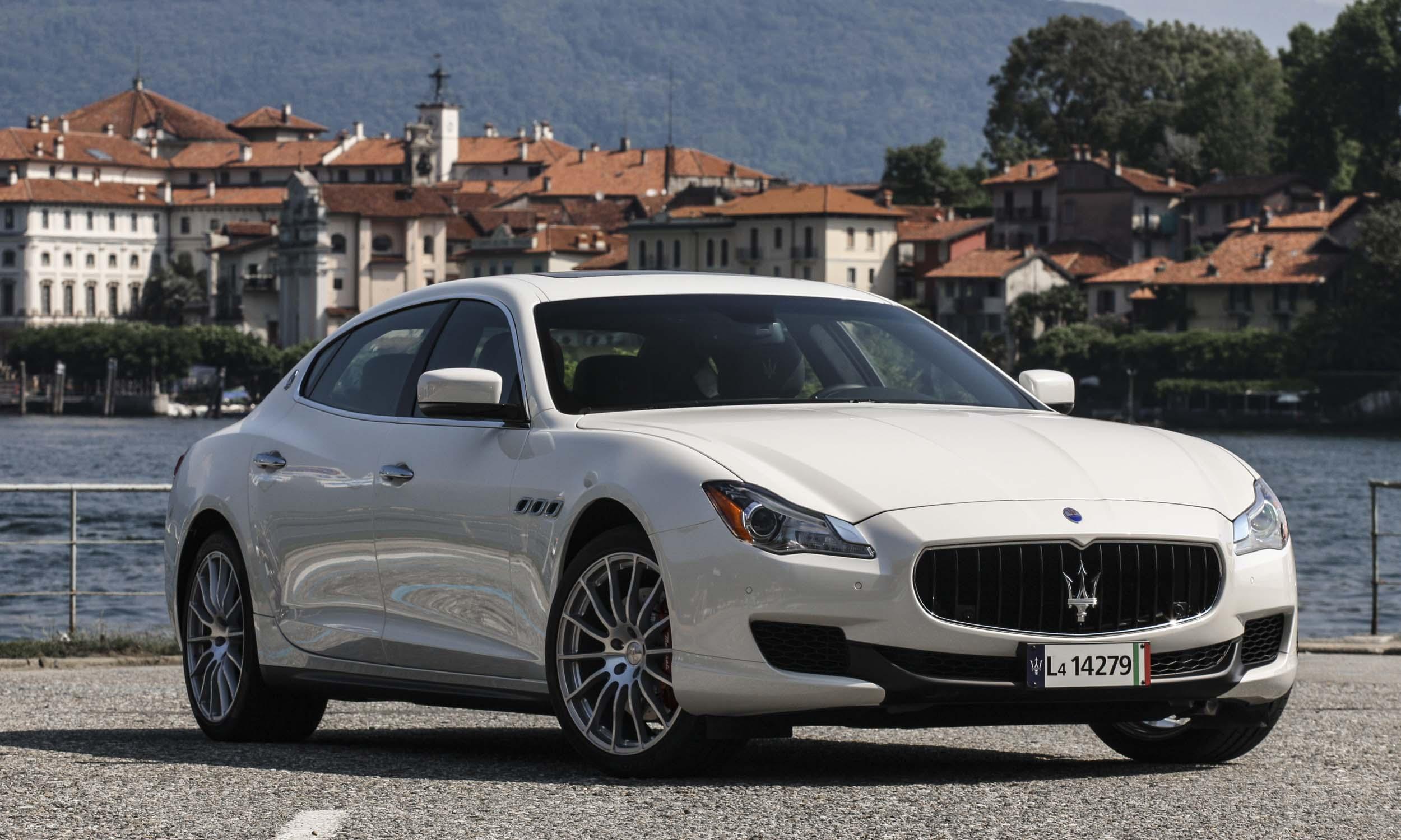 ? Maserati North America