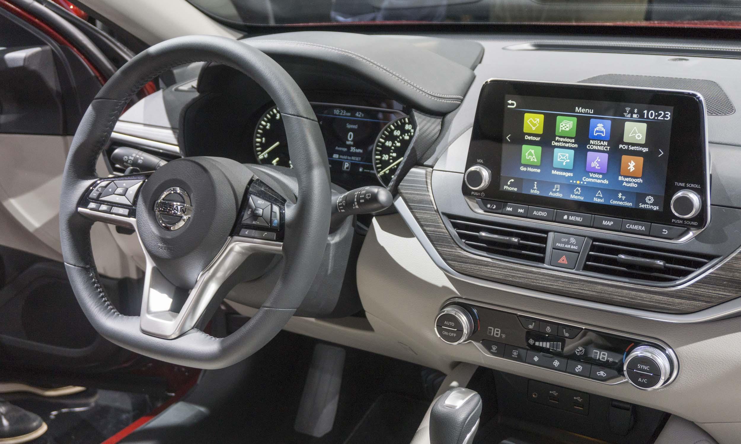 2018 New York Auto Show: 2019 Nissan Altima - » AutoNXT