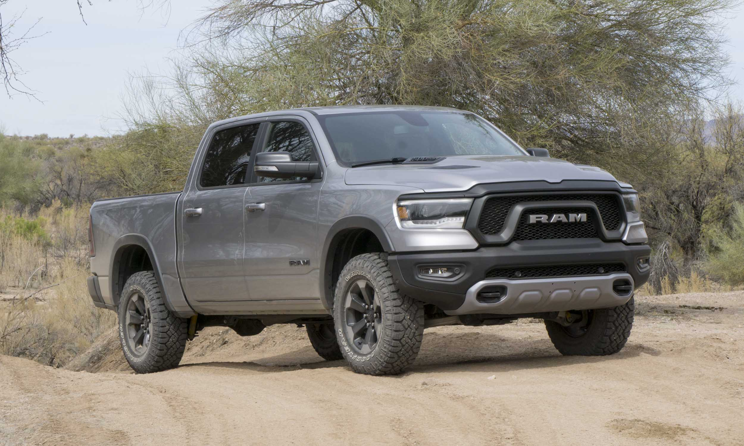 2019 Ram 1500 First Drive Review Autonxt