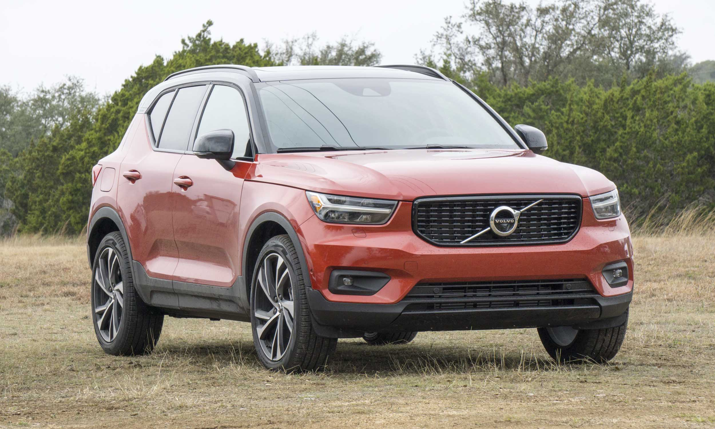 2019 Volvo Xc40 First Drive Review 187 Autonxt