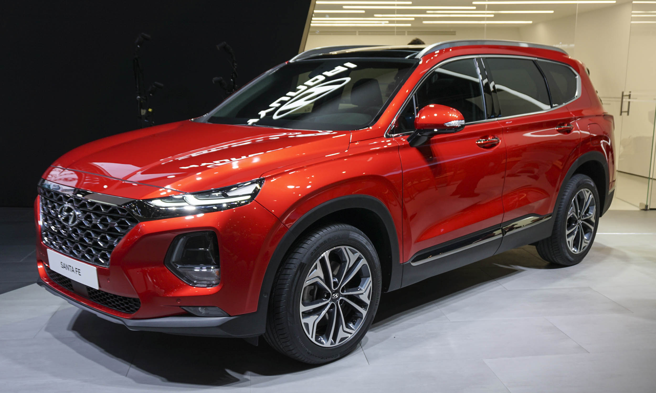 Cars For Sale Los Angeles >> 2018 Geneva Motor Show: Hyundai Santa Fe - » AutoNXT