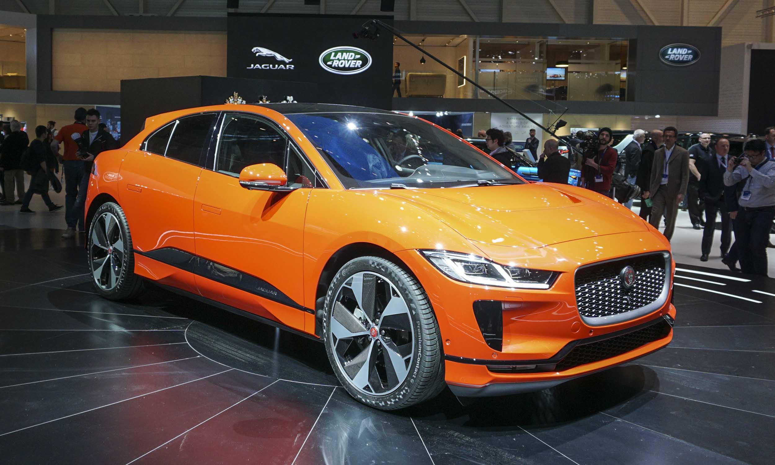 2018 Luxury Cars Best Photos: 2018 Geneva Motor Show: Luxury Cars