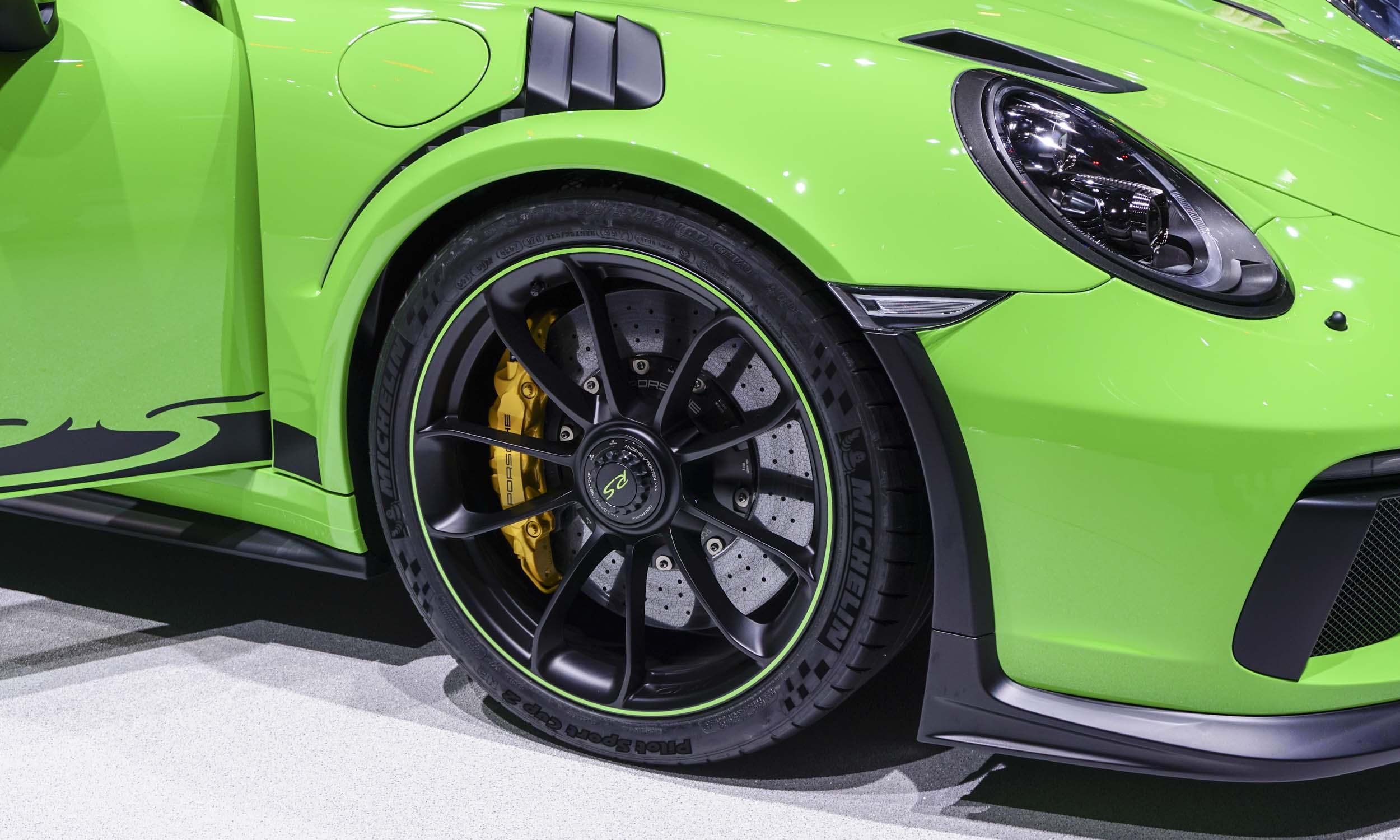 2018 Geneva Motor Show 2019 Porsche 911 Gt3 Rs 187 Autonxt