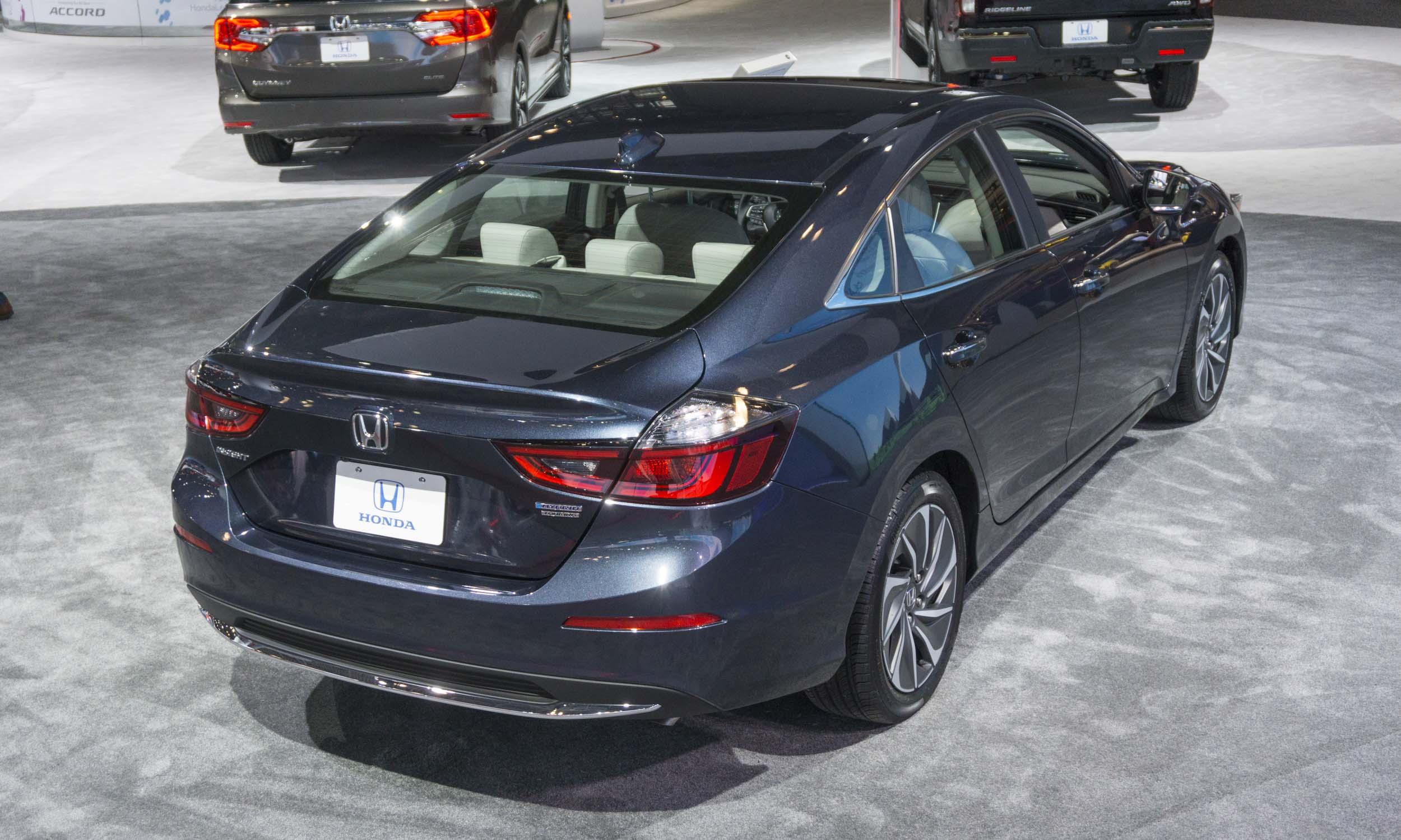 Honda Insight Hybrid Battery >> 2018 New York Auto Show: Luxury, Performance and More - » AutoNXT