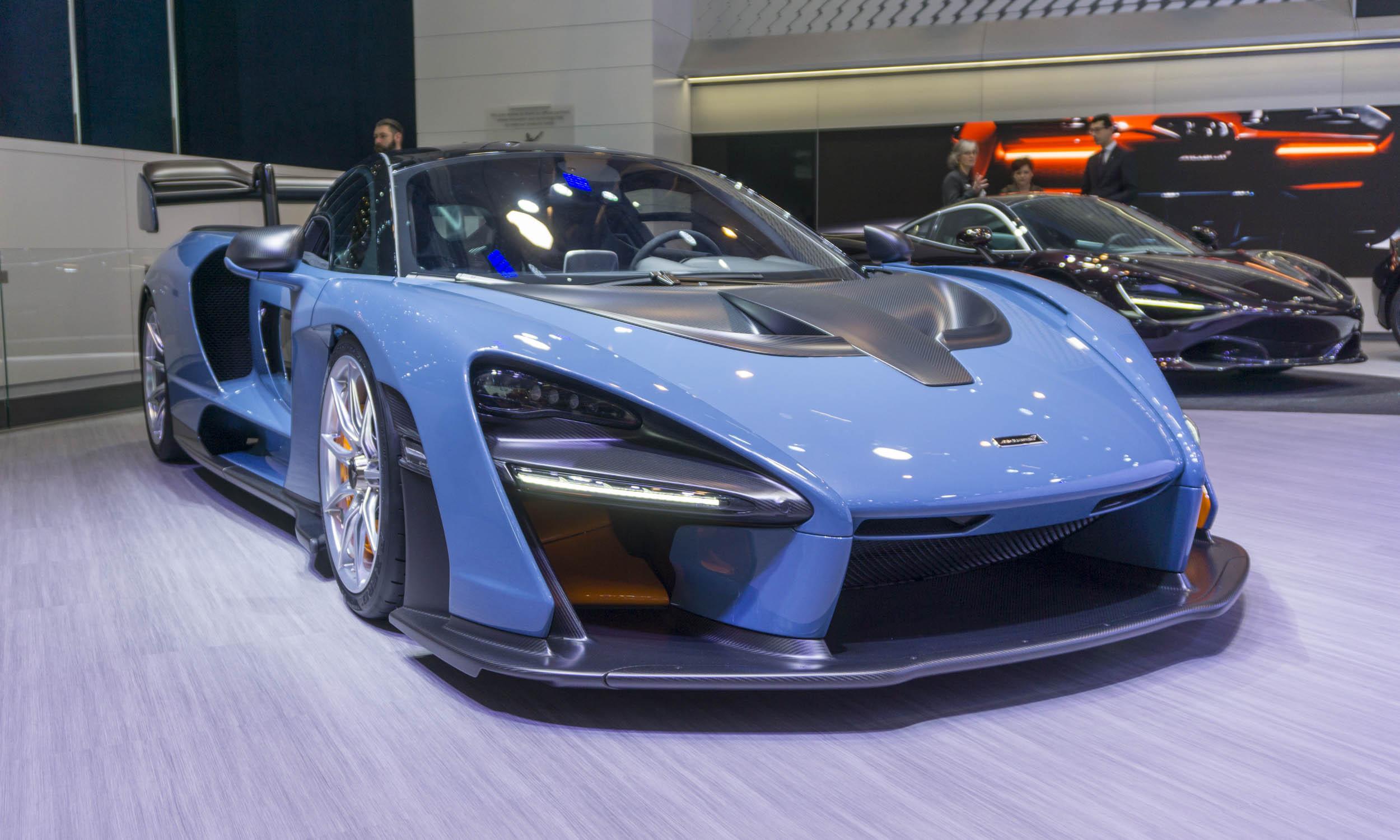Frankfurt Auto Show New Cars