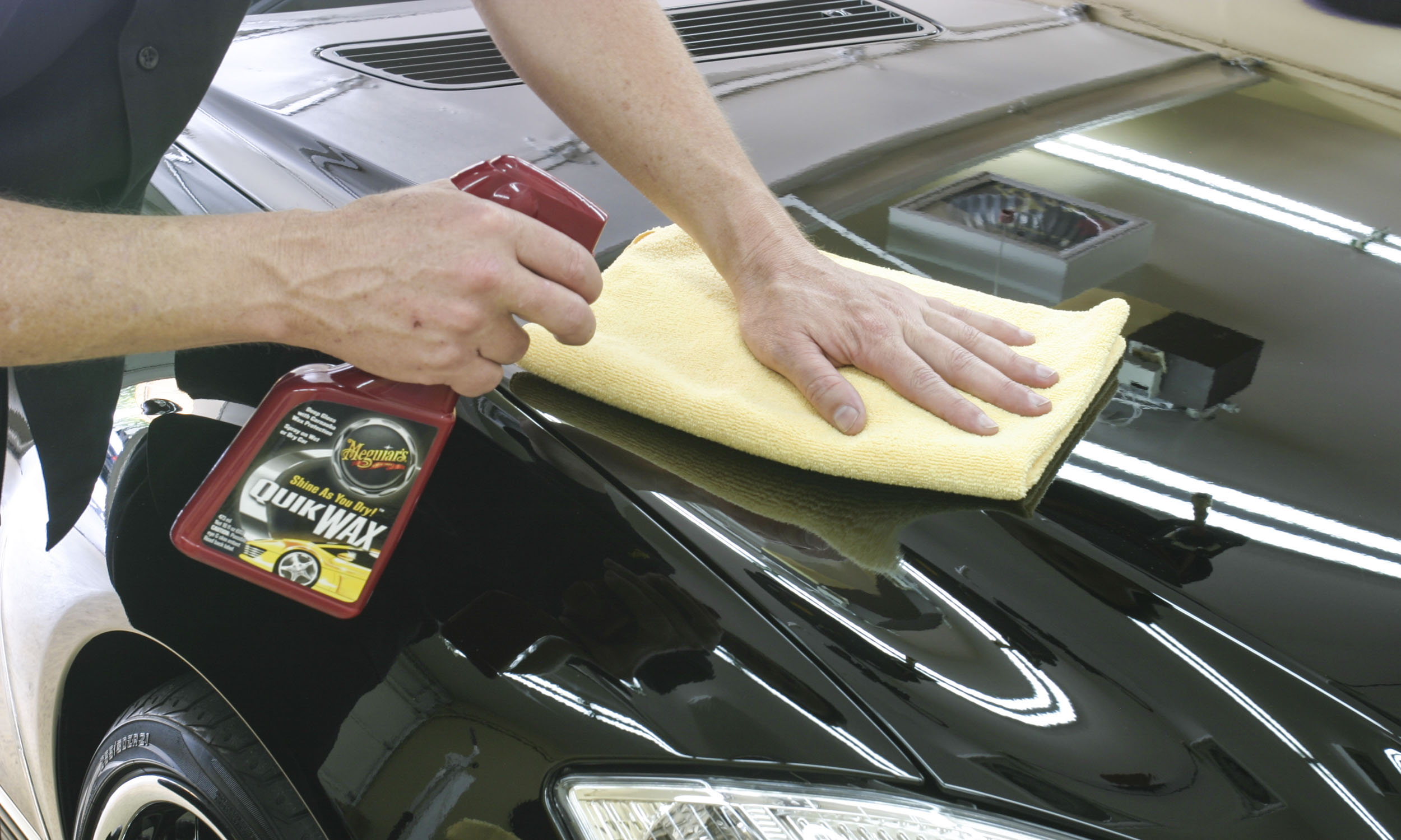 Spray Car Wash: Wash Your Car Like A Pro