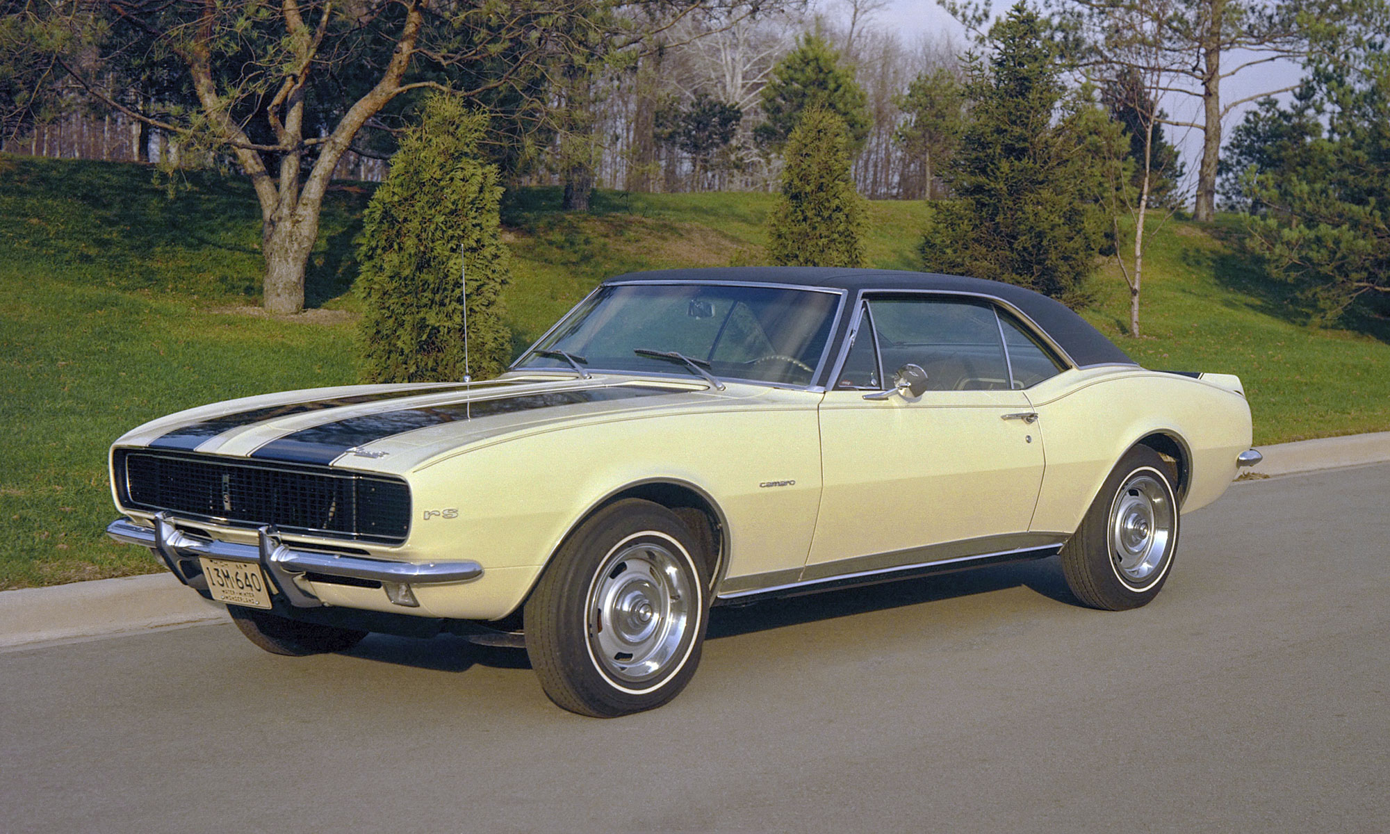 Comeback Cars Autonxt 1968 Chevrolet Camaro Rs Dub Edition General Motors