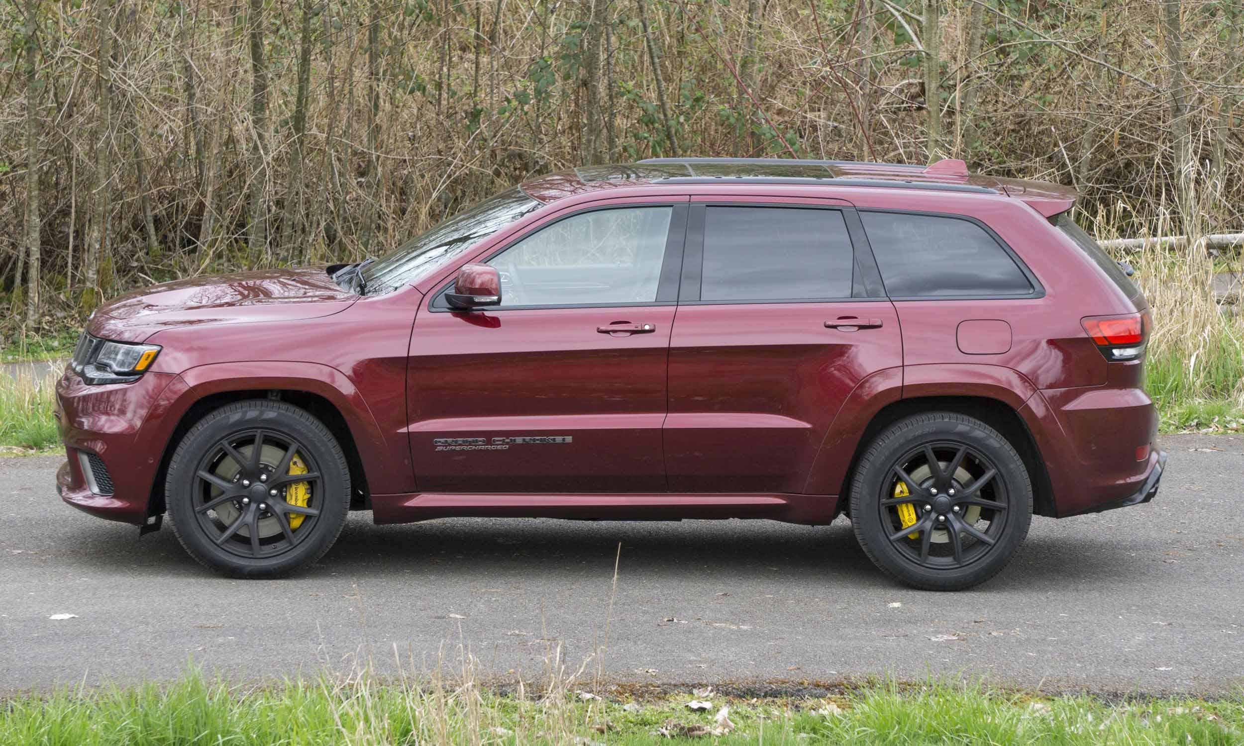 2018 jeep grand cherokee trackhawk review autonxt. Black Bedroom Furniture Sets. Home Design Ideas