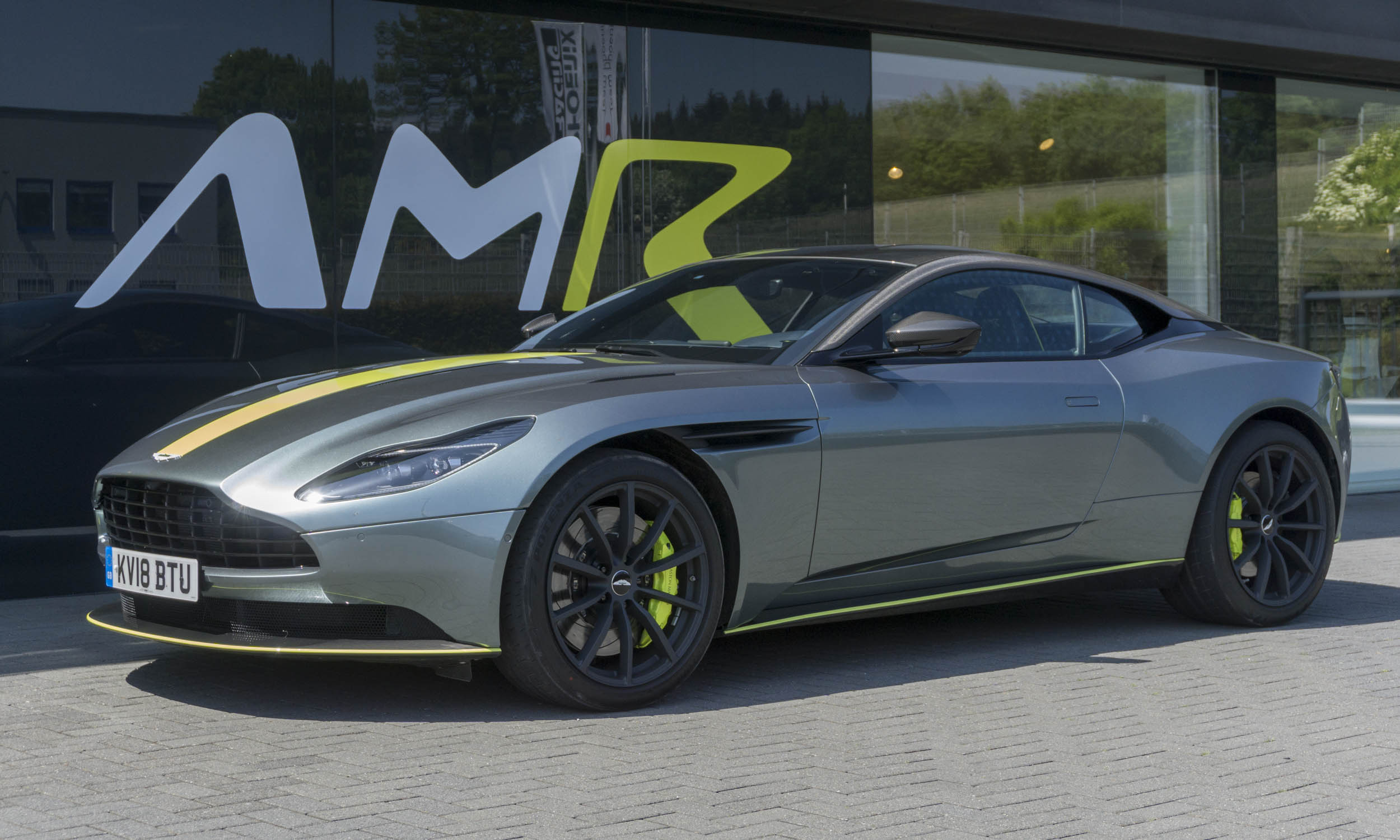 2019 Aston Martin DB11 AMR: First Drive Review