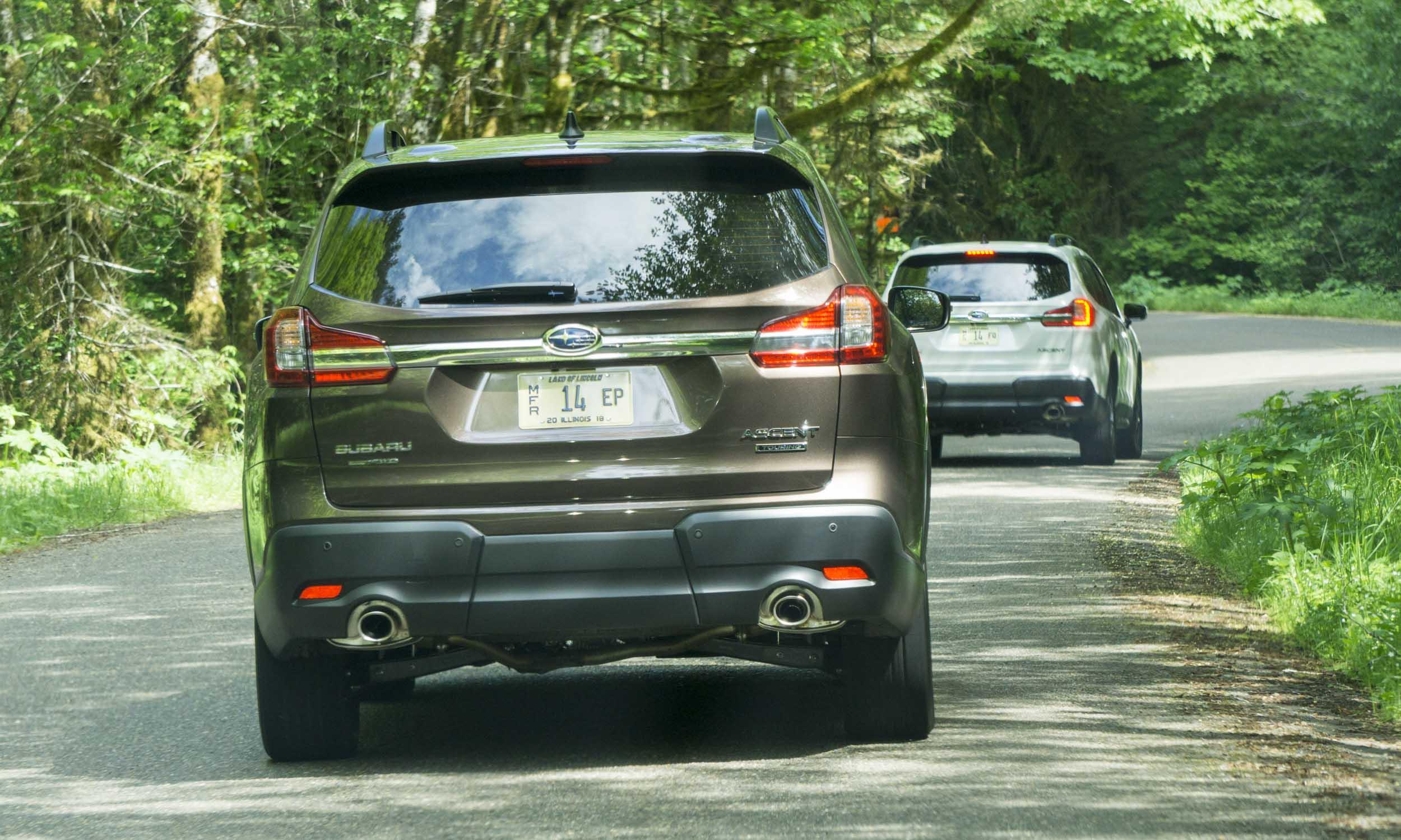 2019 Subaru Ascent: First Drive Review - » AutoNXT