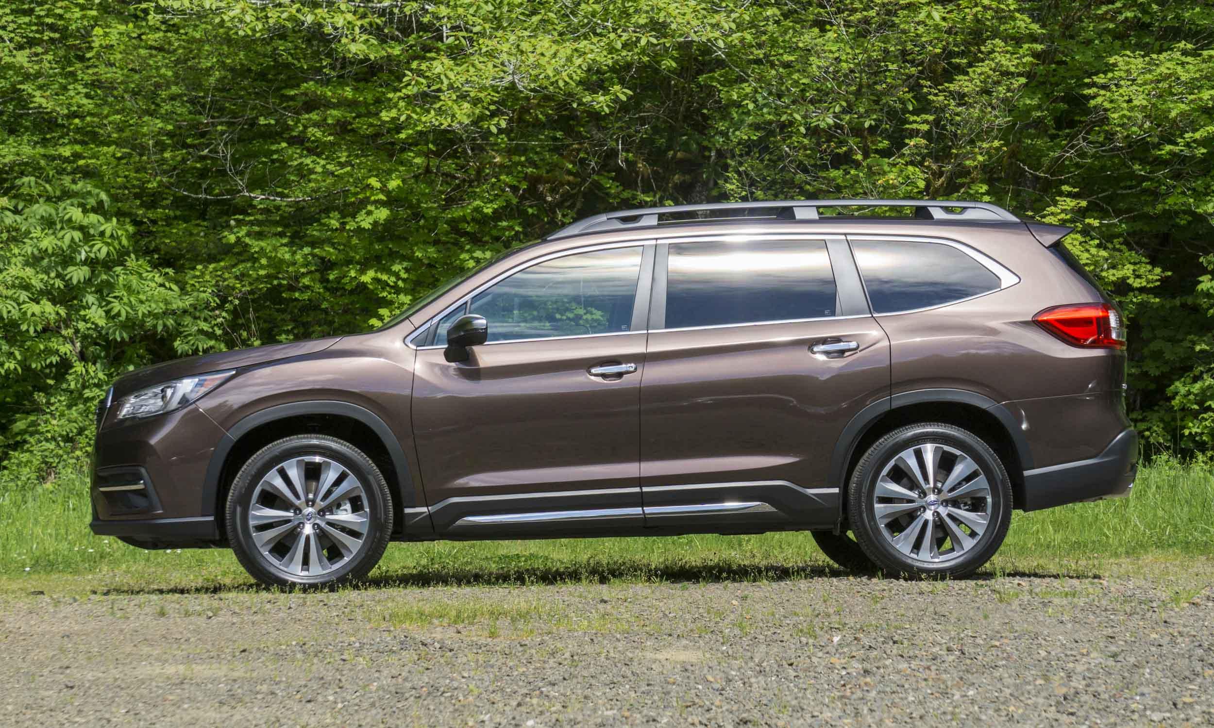 2019 Subaru Ascent First Drive Review 187 Autonxt