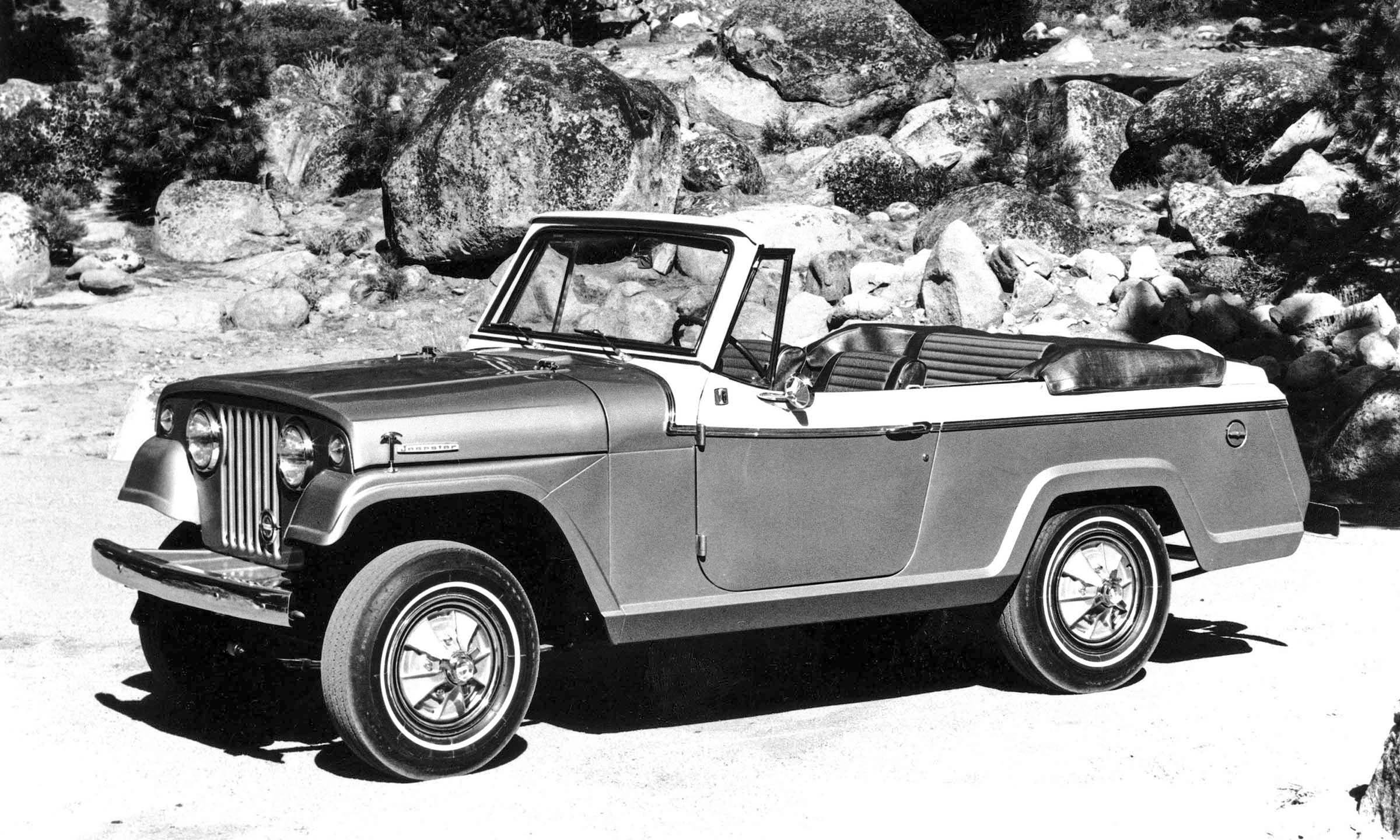 Jeep A Brief History Autonxt 1967 Jeepster Commando Wiring Diagram Fca Us Llc 19671973