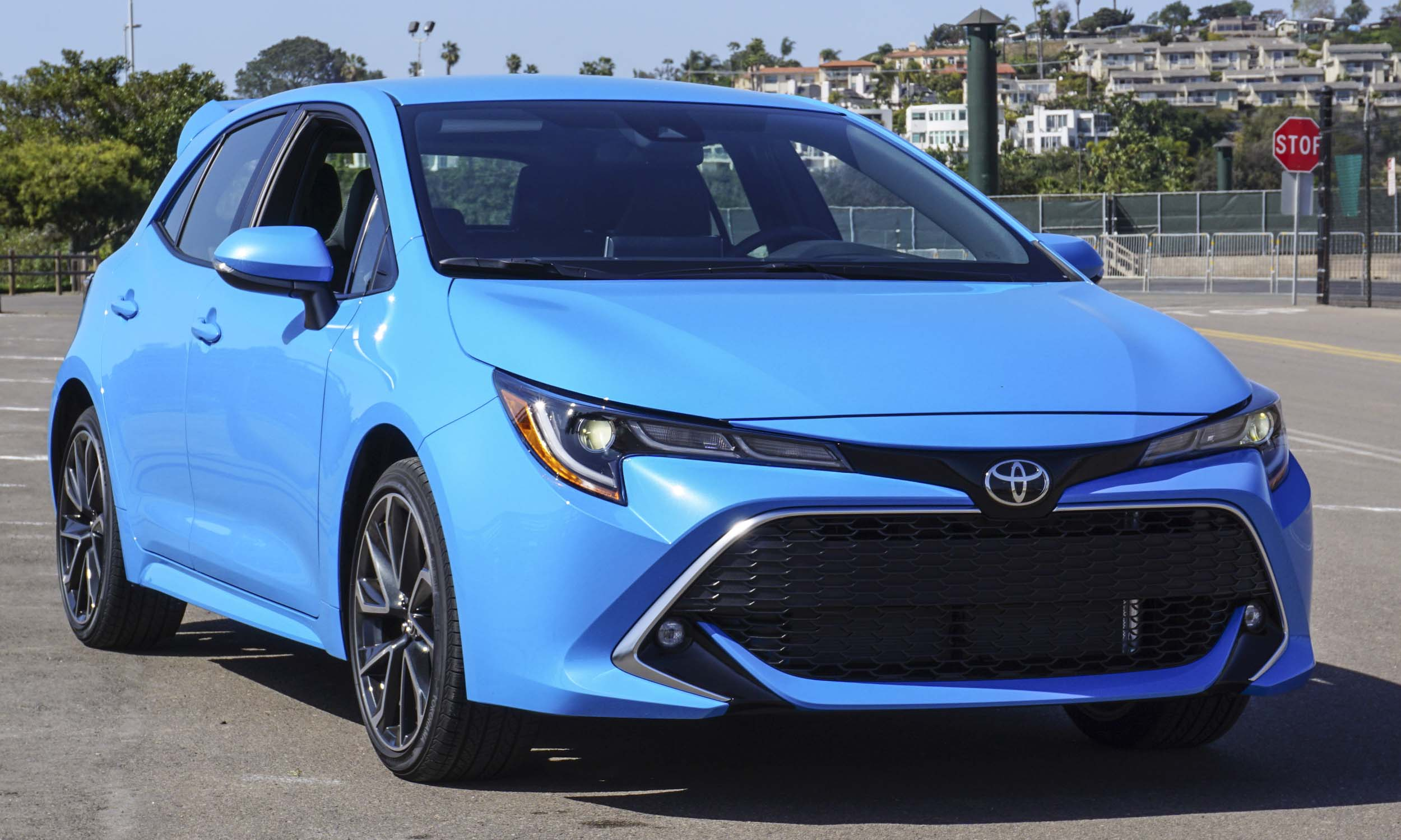 2019 Toyota Corolla Hatchback First Drive Review 187 Autonxt