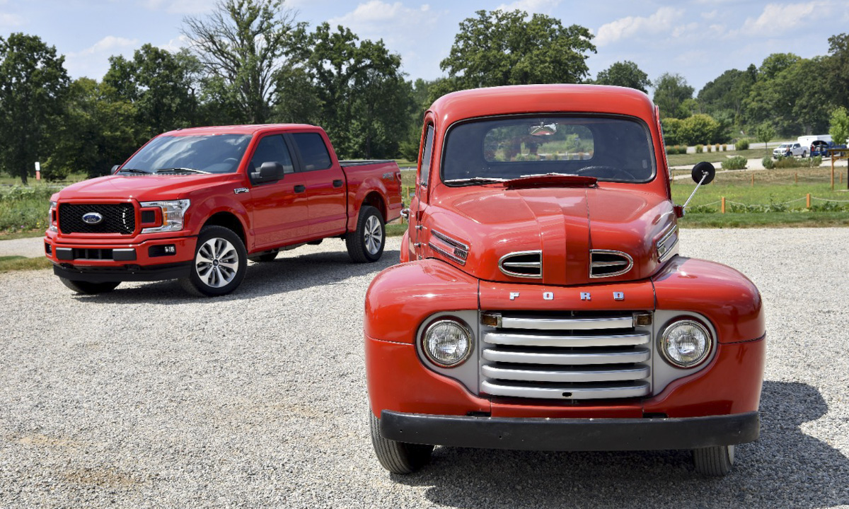 Ford F Series A Brief History Autonxt