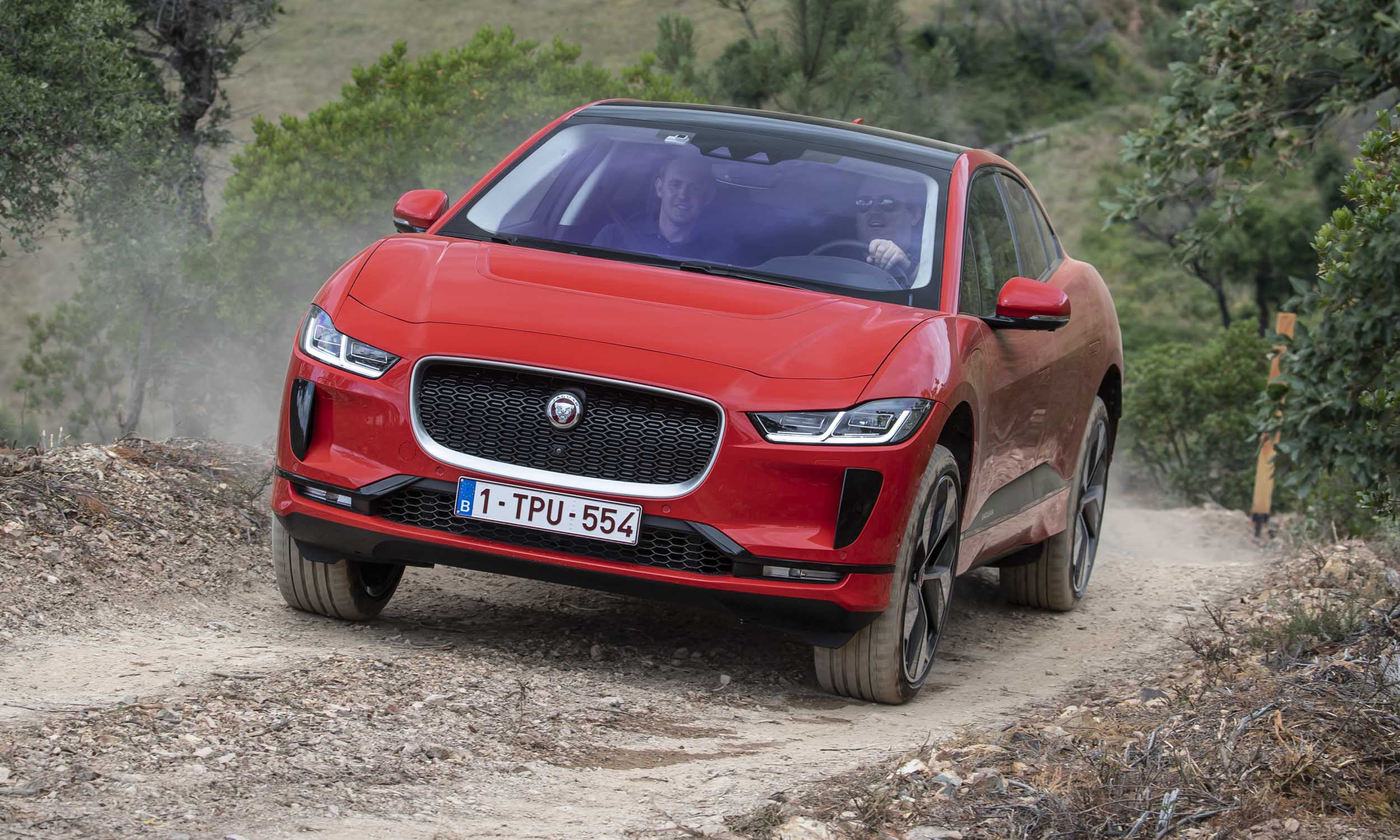 ? Jaguar Land Rover North America