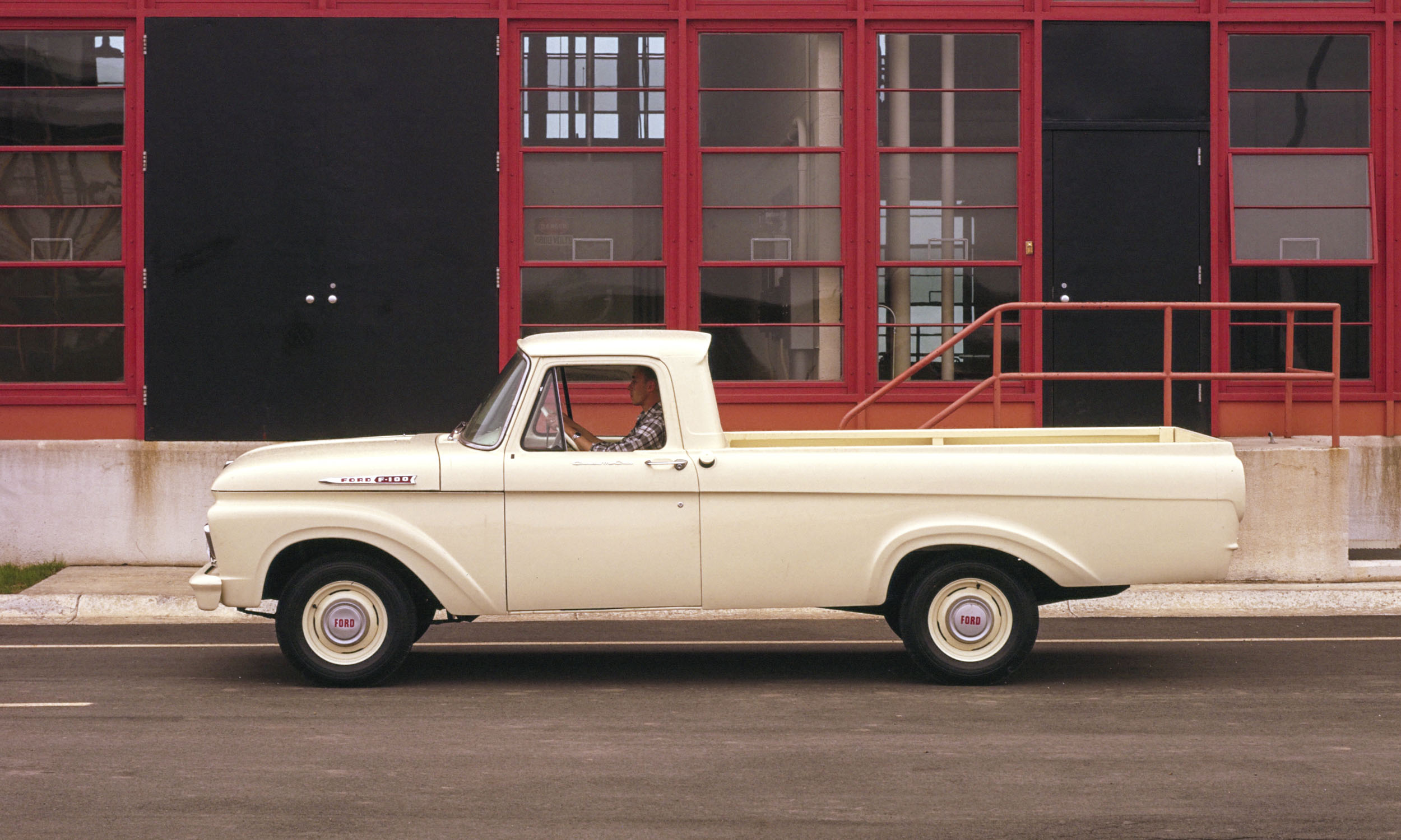 Ford F Series A Brief History Autonxt 1961 250 4x4 Truck For Sale Motor Company