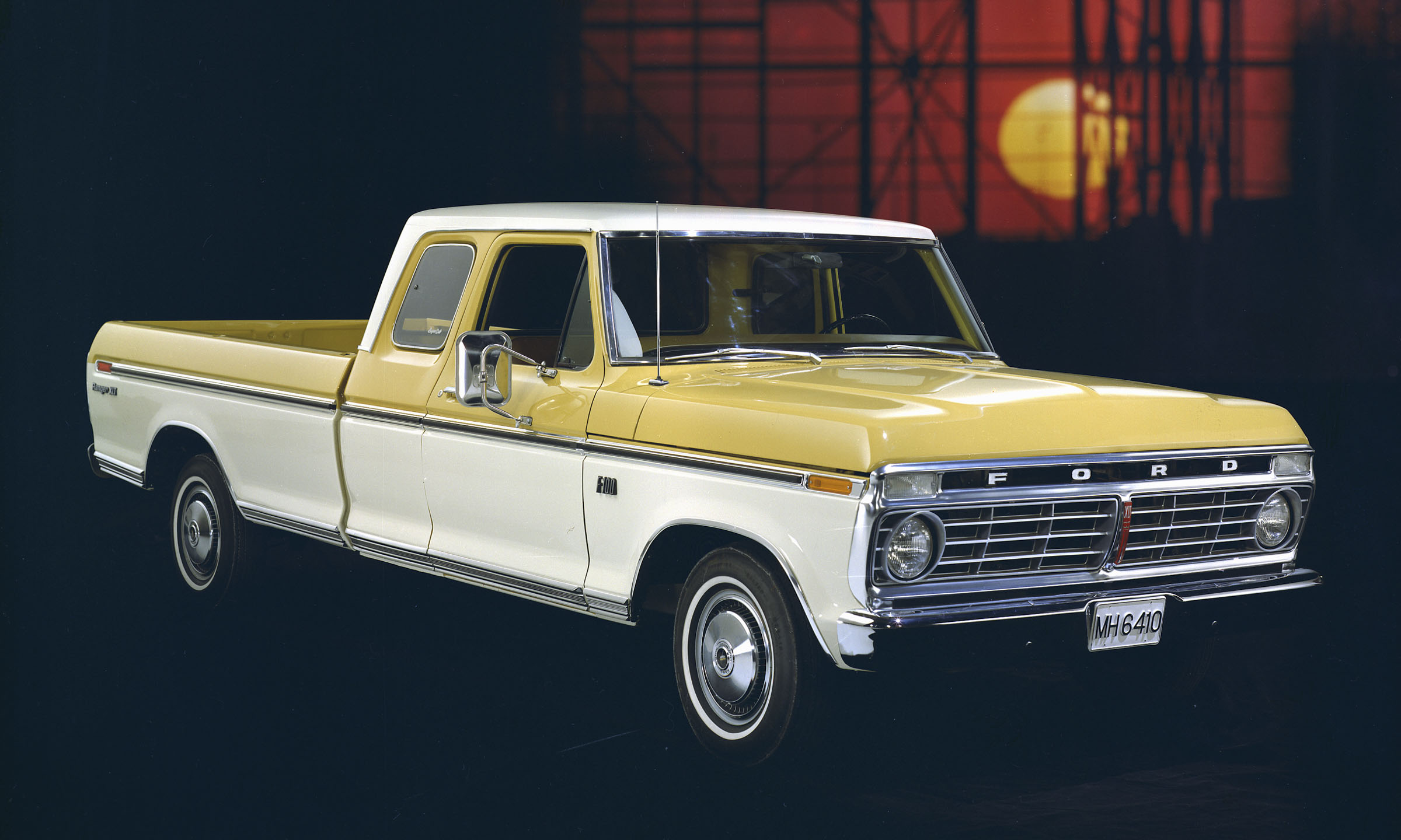 Ford F Series A Brief History Autonxt 1961 F100 Pick Up Motor Company