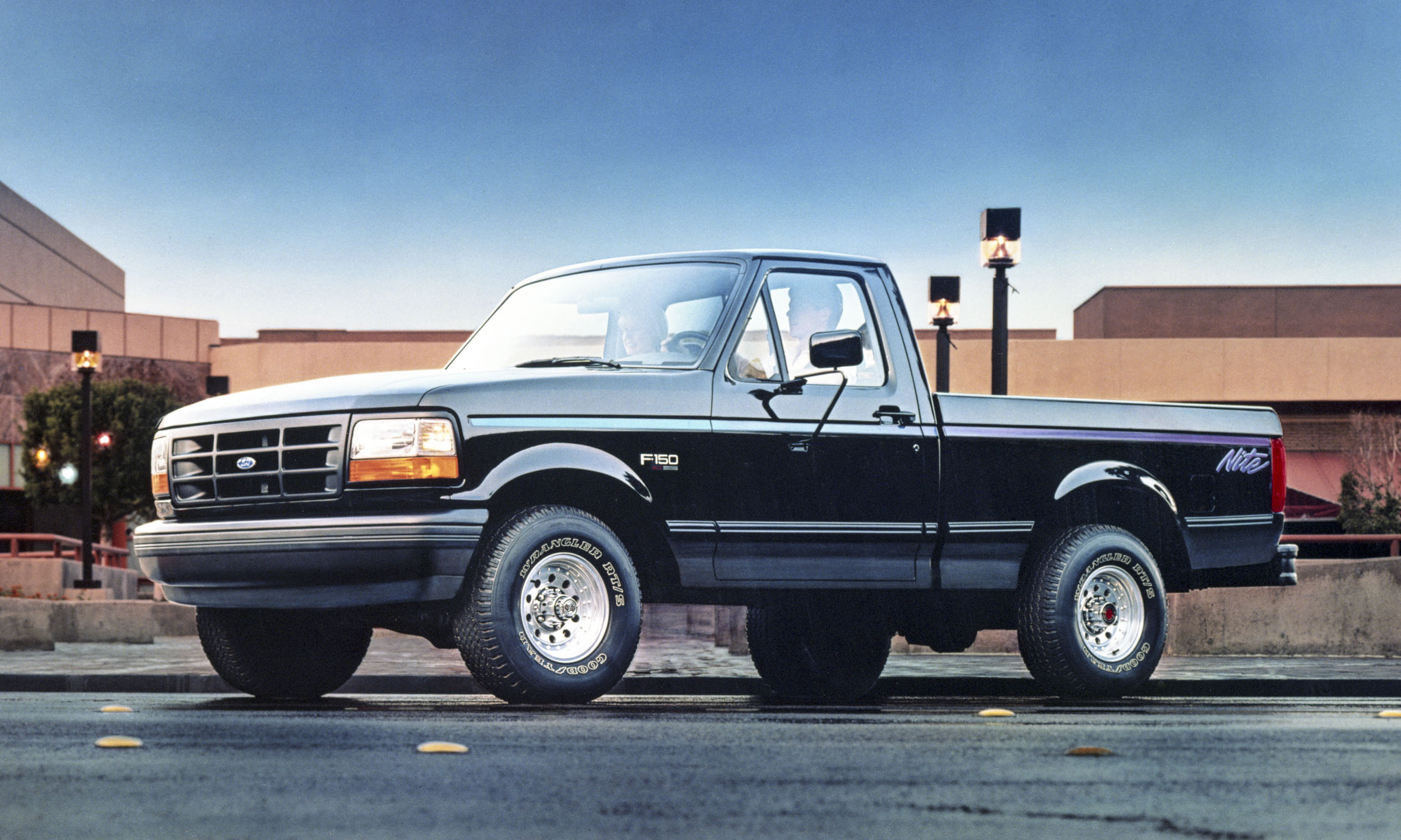 Ford F Series A Brief History Autonxt 1970 F100 Ranger Xlt Motor Company