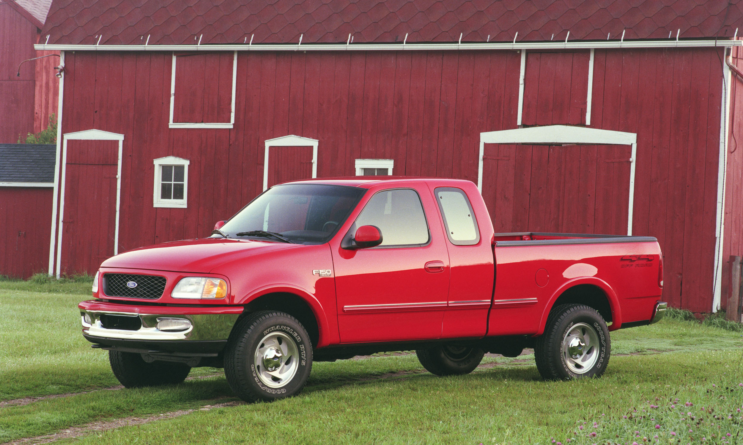 ford f-150 truck history