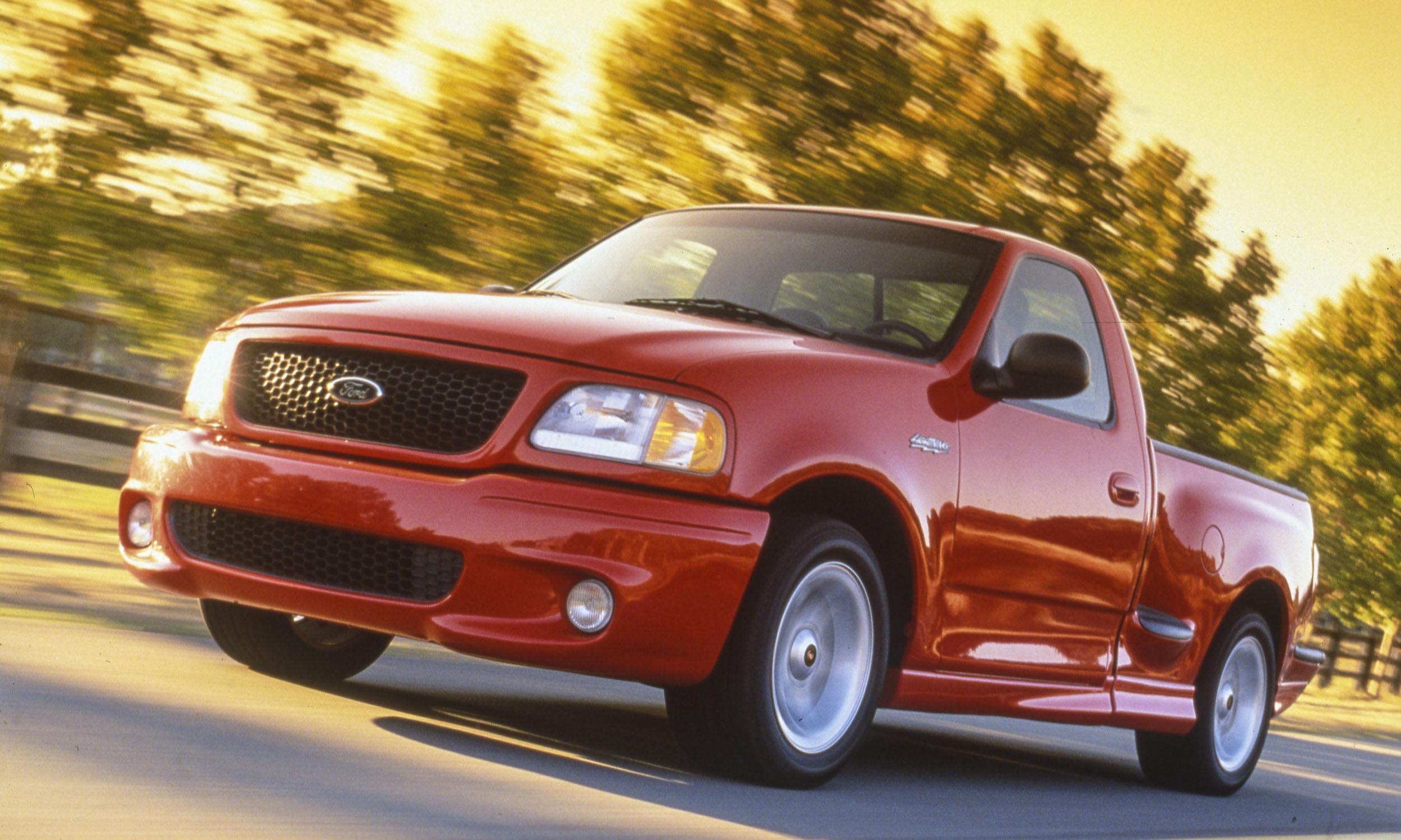 Ford F Series A Brief History Autonxt 2004 150 Custom Motor Company