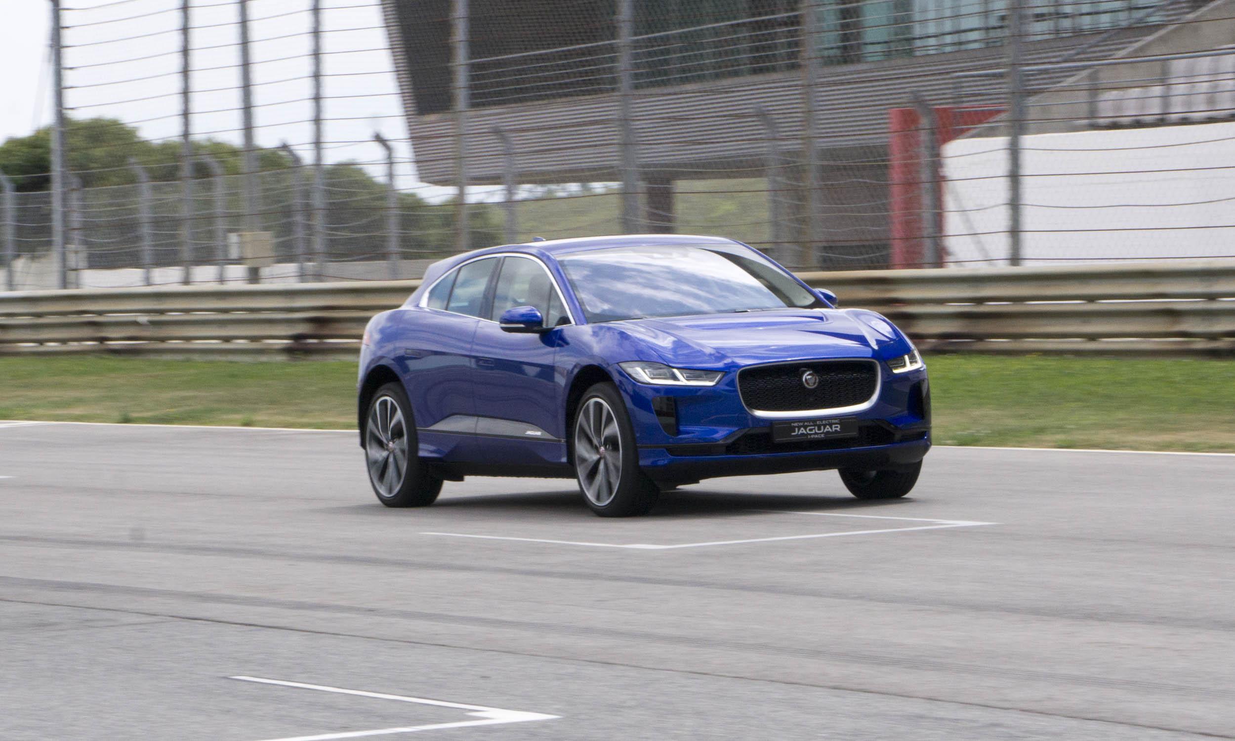 2019 Jaguar I-PACE: First Drive Review - » AutoNXT