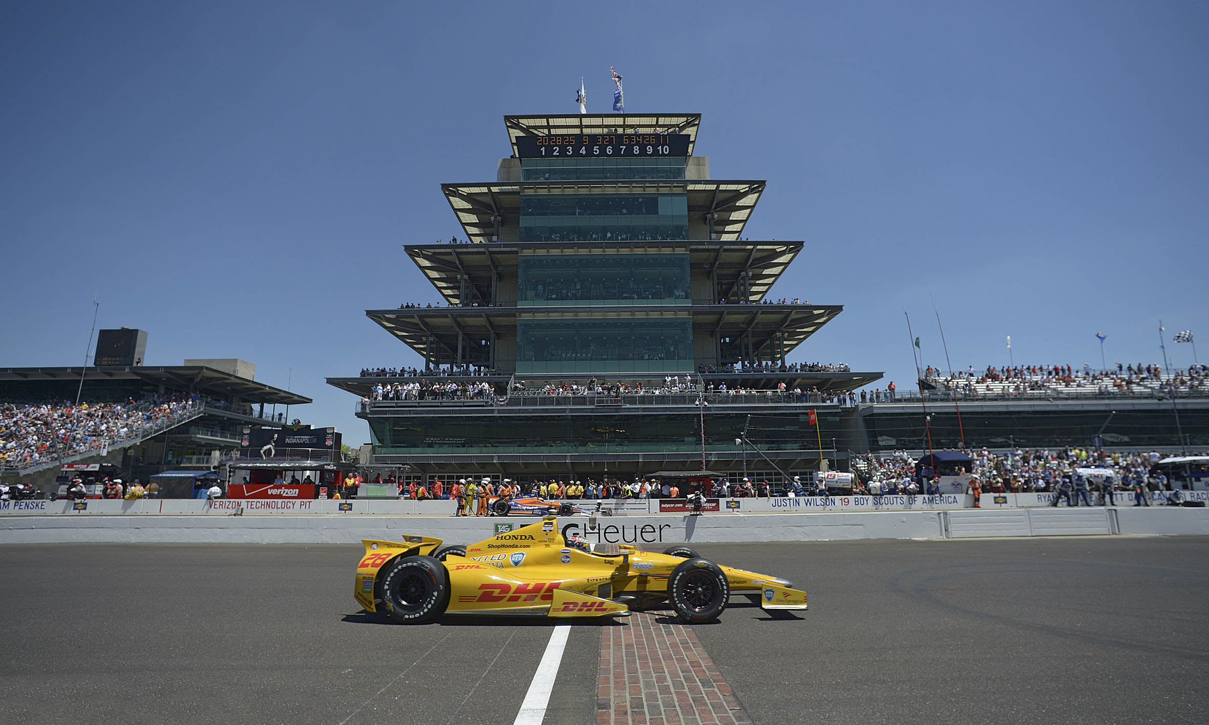 © Indianapolis Motor Speedway 2014, Walt Kuhn Indianapolis, IN