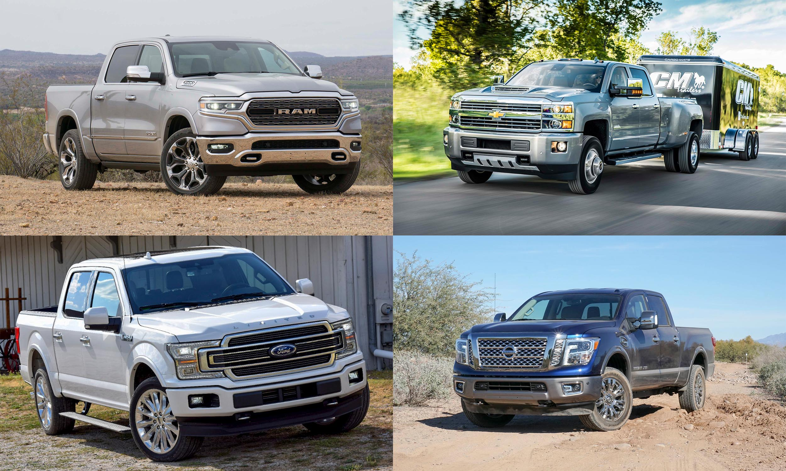 © FCA US, © Ford Motor Company, © General Motors, © Automotive Content Experience