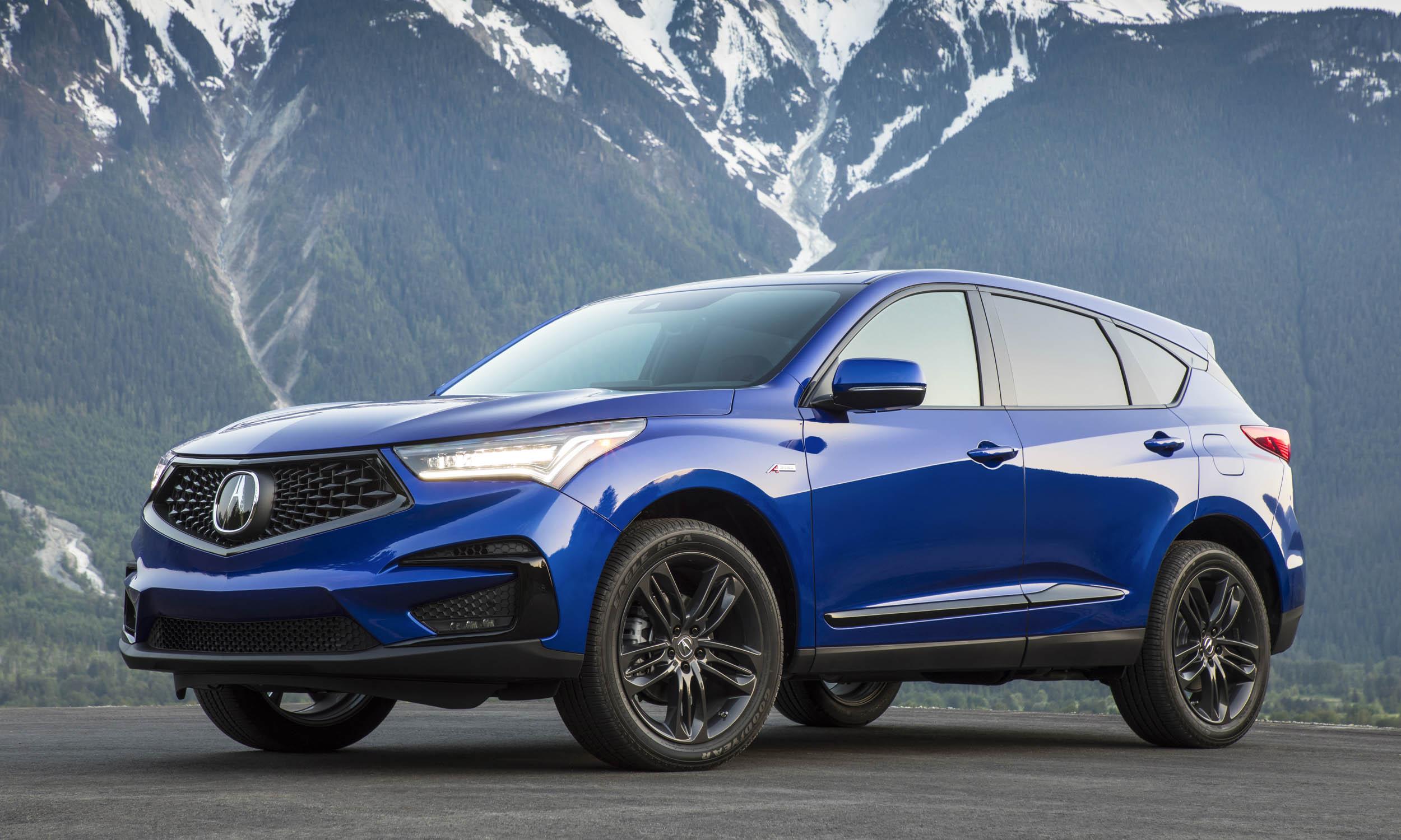 2019 Acura RDX: Review - » AutoNXT