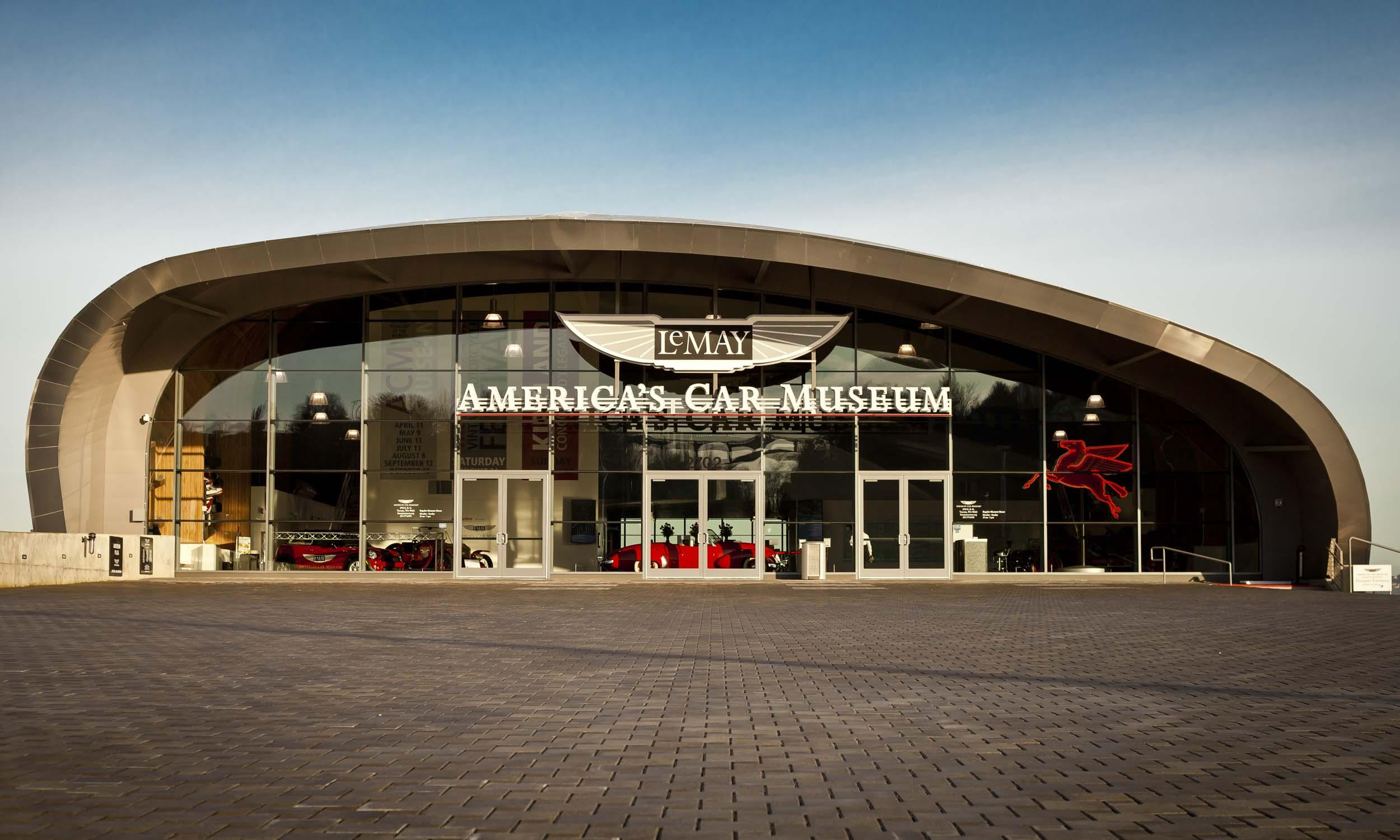 © LeMay — America's Car Museum