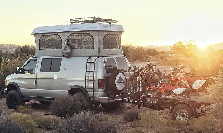 © Colorado Camper Van