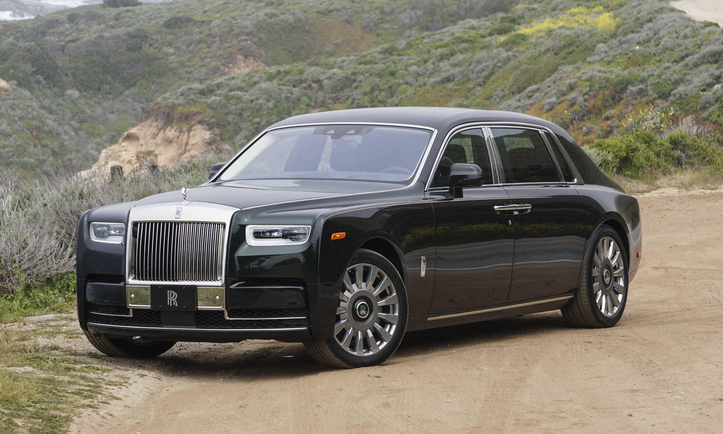 2018 Rolls-Royce Phantom: First Drive Review - » AutoNXT