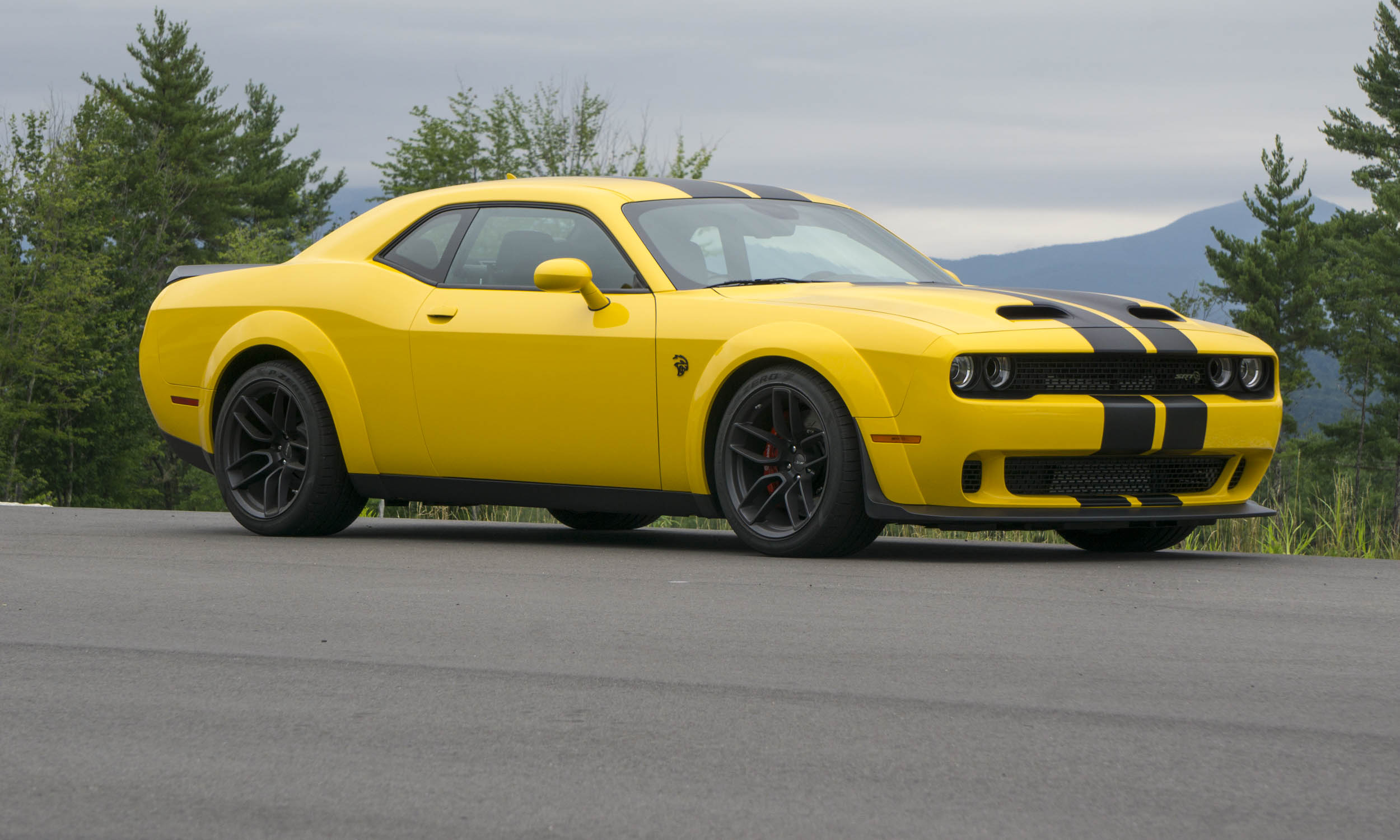 2019 Dodge Challenger Hellcat Redeye: First Drive Review - » AutoNXT