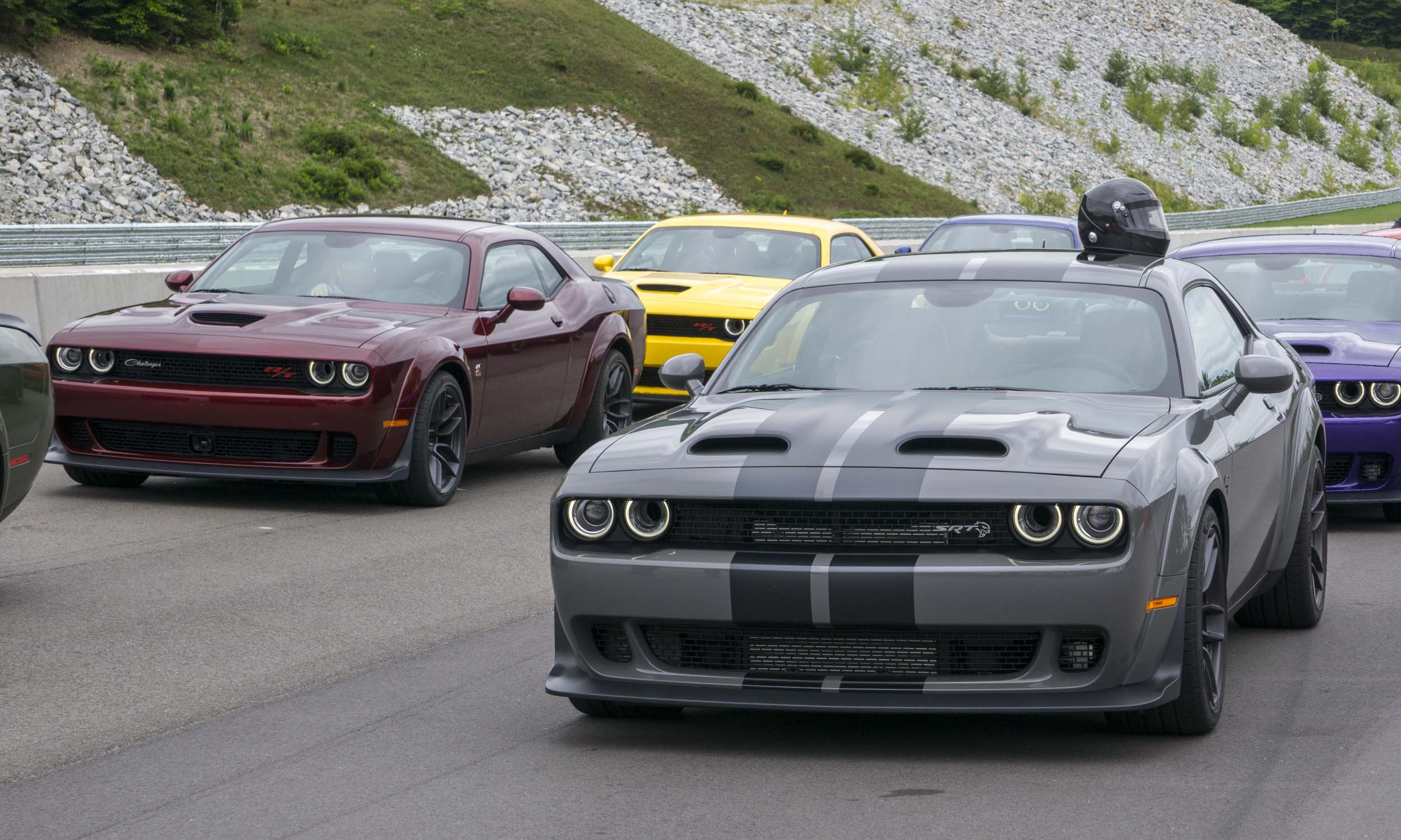 2019 Dodge Challenger Hellcat Redeye First Drive Review Autonxt