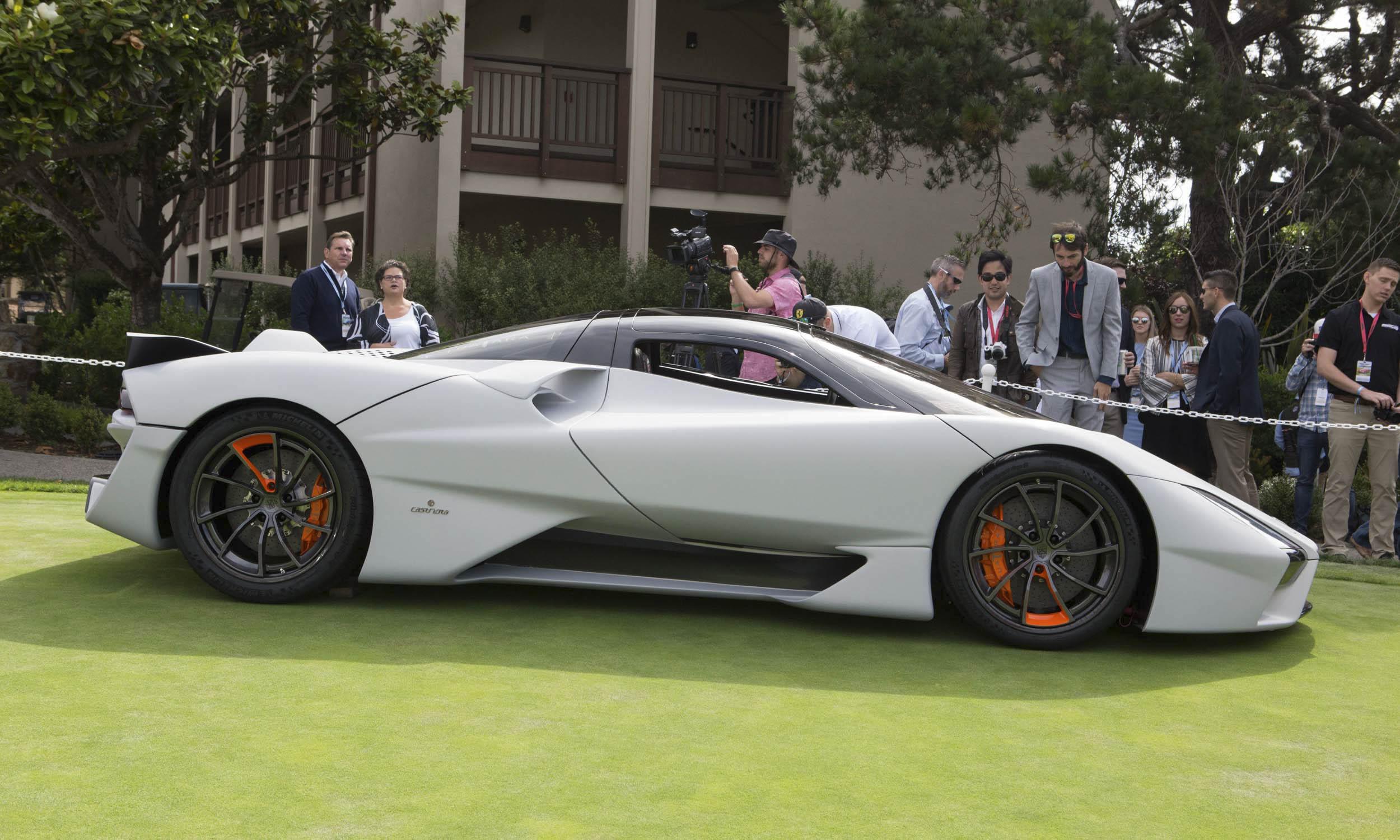 2018 Pebble Beach Concours Concept Car Lawn 187 Autonxt