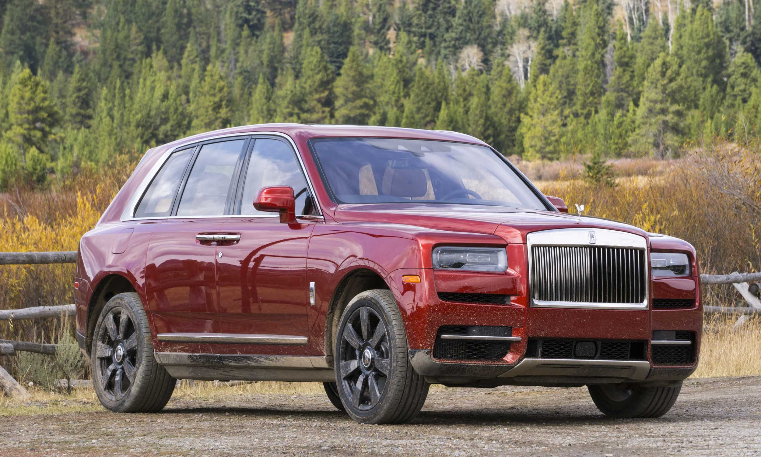2019 Roll Royce Cullinan First Drive Review Autonxt