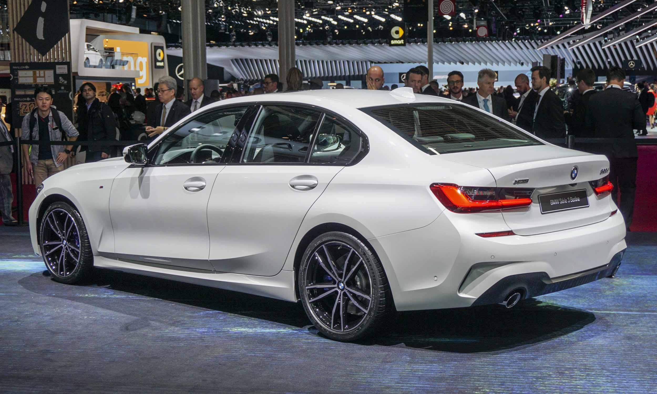 2018 Paris Motor Show: 2019 BMW 3 Series - » AutoNXT