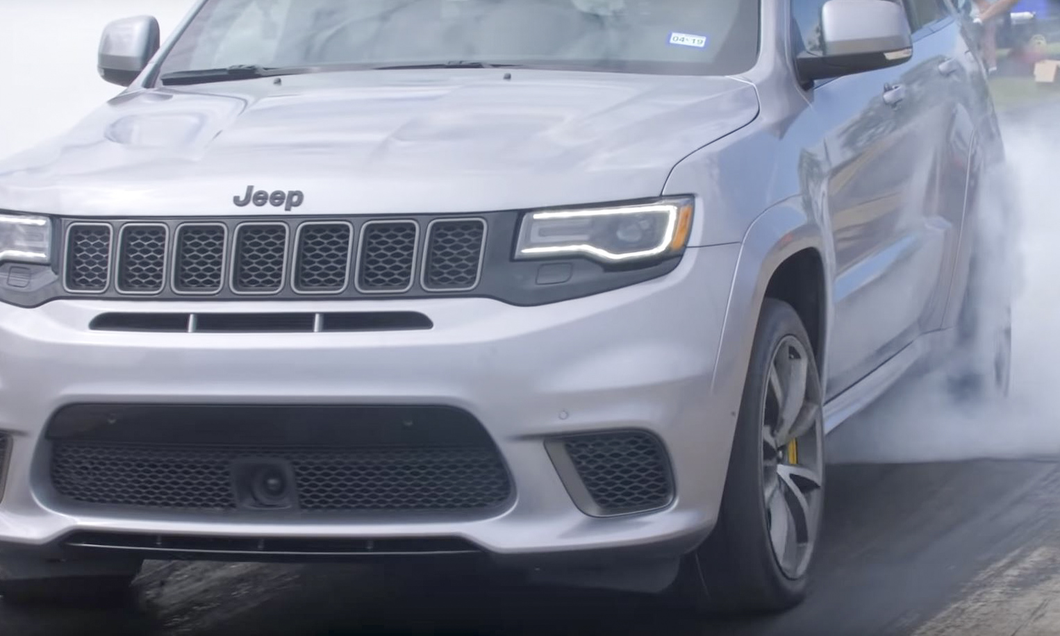 Hennessey Jeep Trackhawk — Fastest SUV on Earth - » AutoNXT