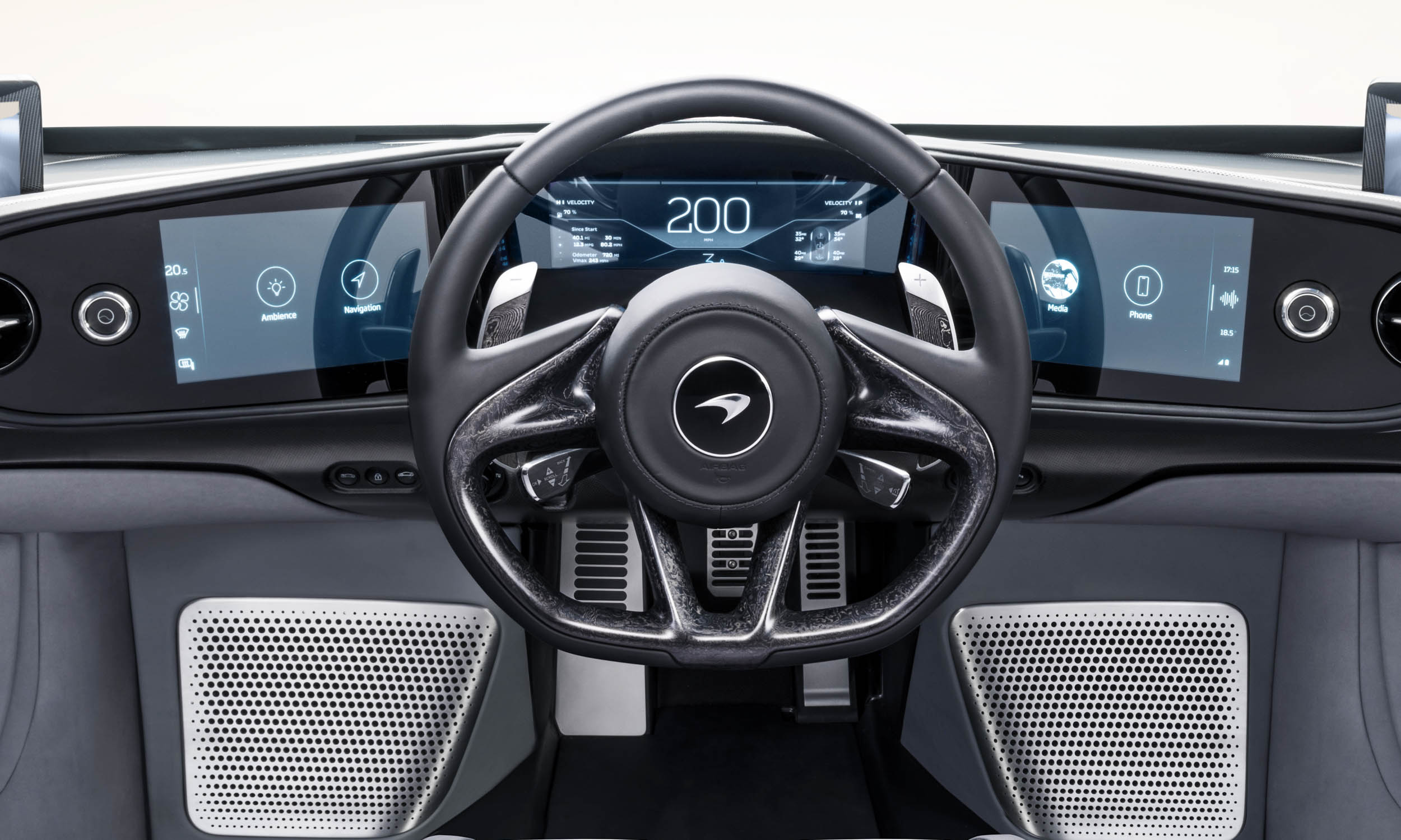 © McLaren Automotive Limited