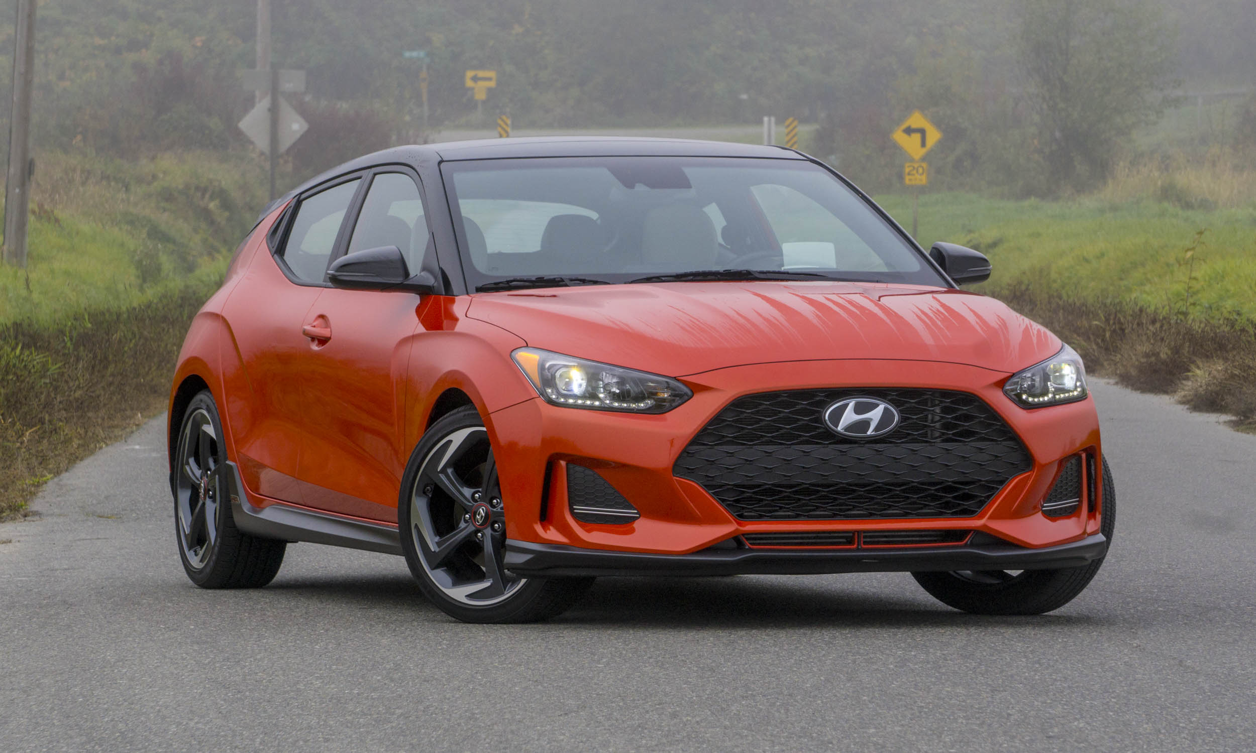 2019 Hyundai Veloster Turbo: Review - » AutoNXT