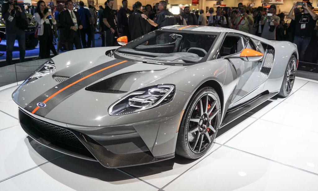 Pebble Beach Car Show >> 2018 SEMA Show: 2019 Ford GT Carbon Series - » AutoNXT