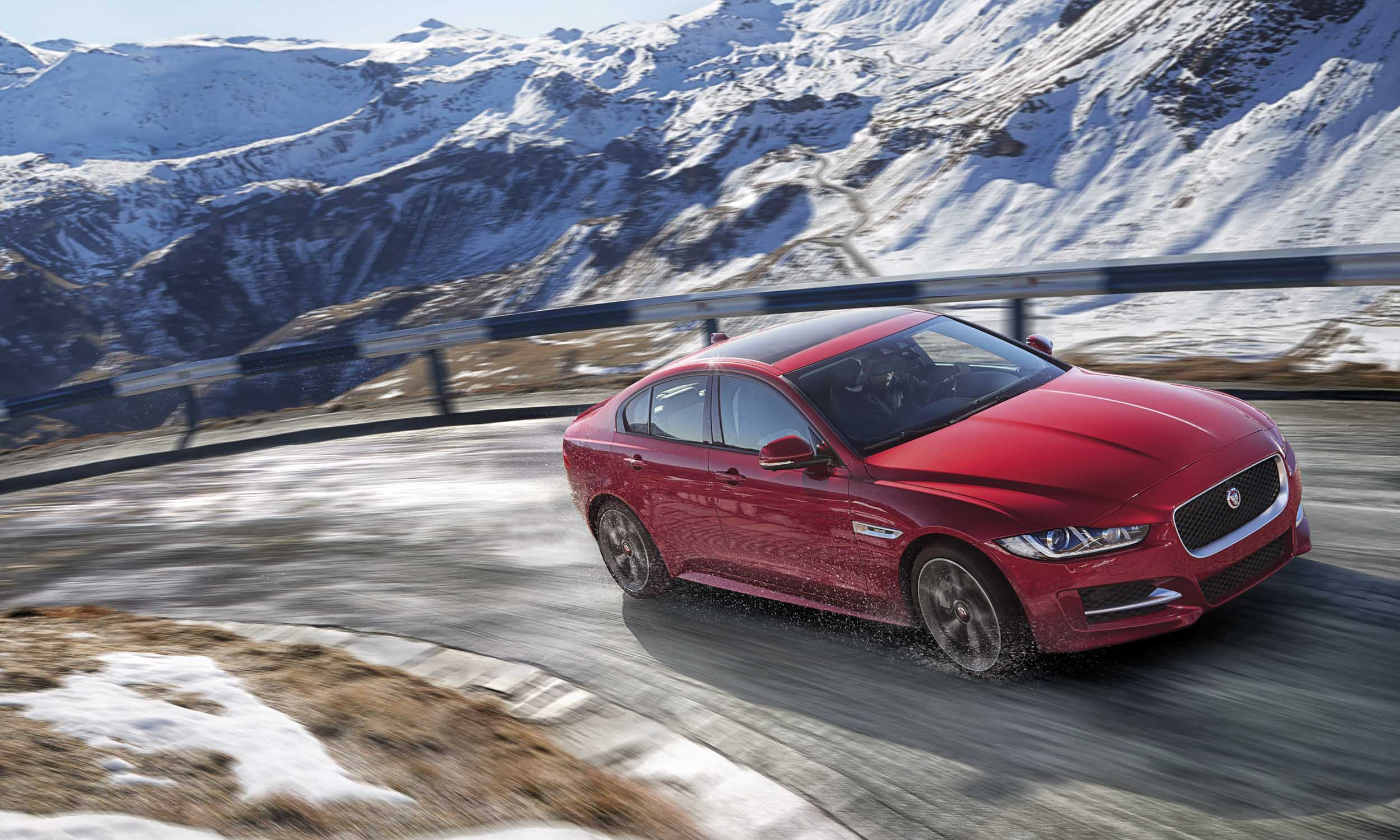 ? Jaguar Land Rover