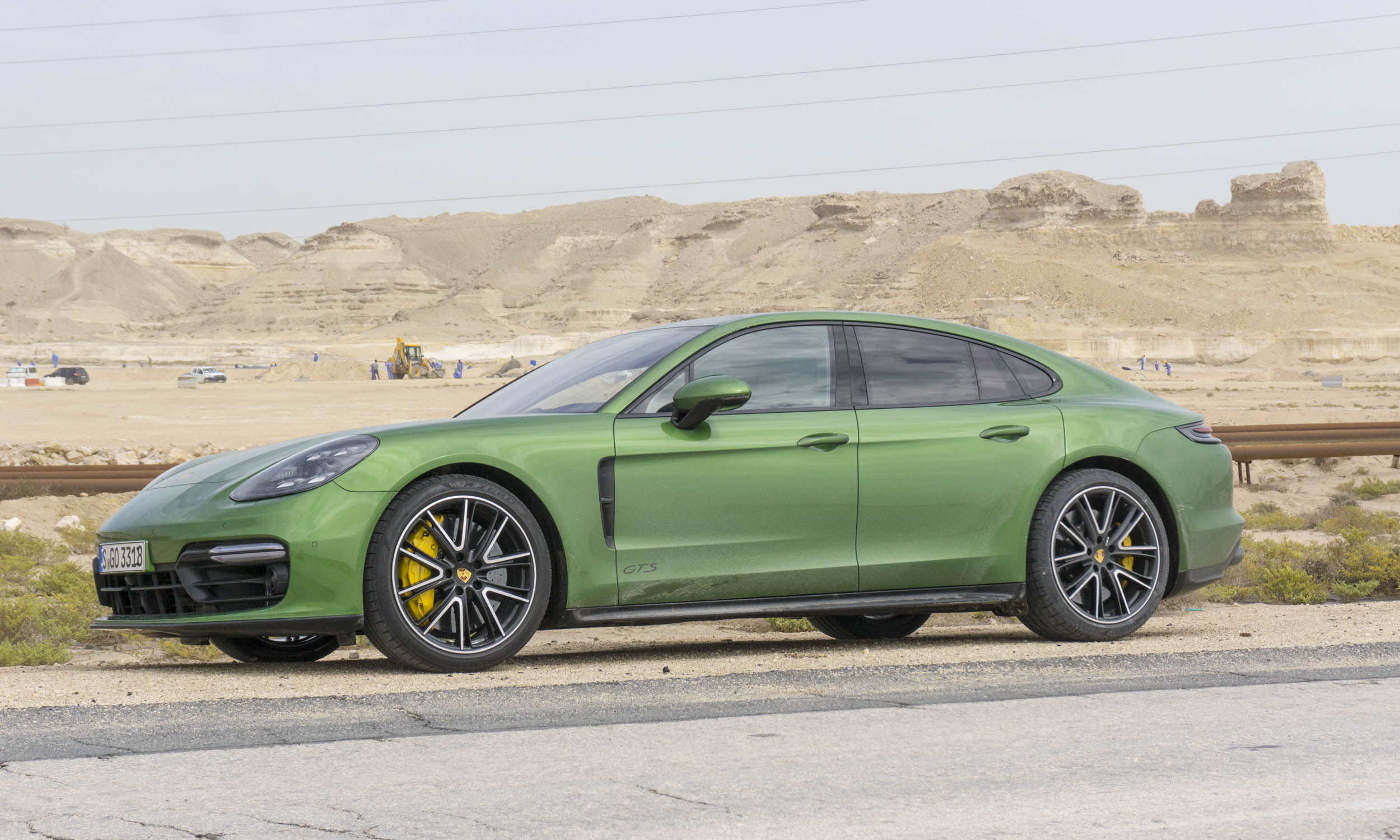 2019 Porsche Panamera Gts First Drive Review Autonxt